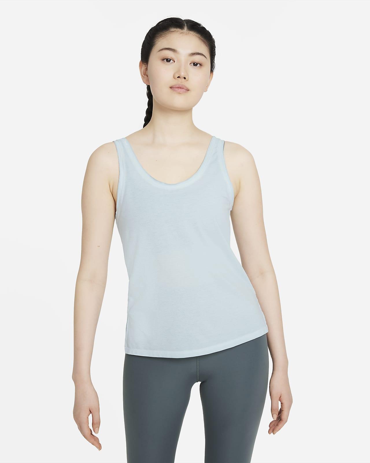 Nike Yoga Dri-FIT 女子背心