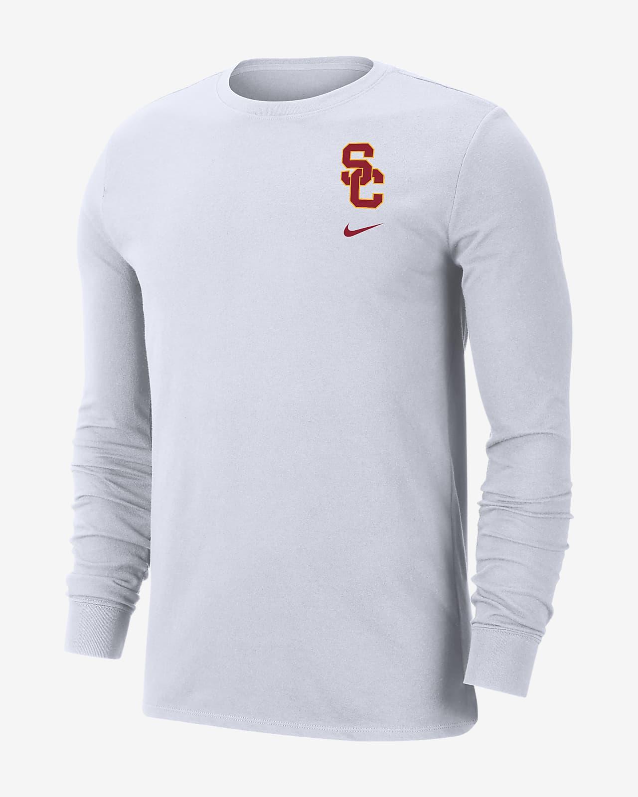 Nike College (USC) Men's Long-Sleeve T-Shirt