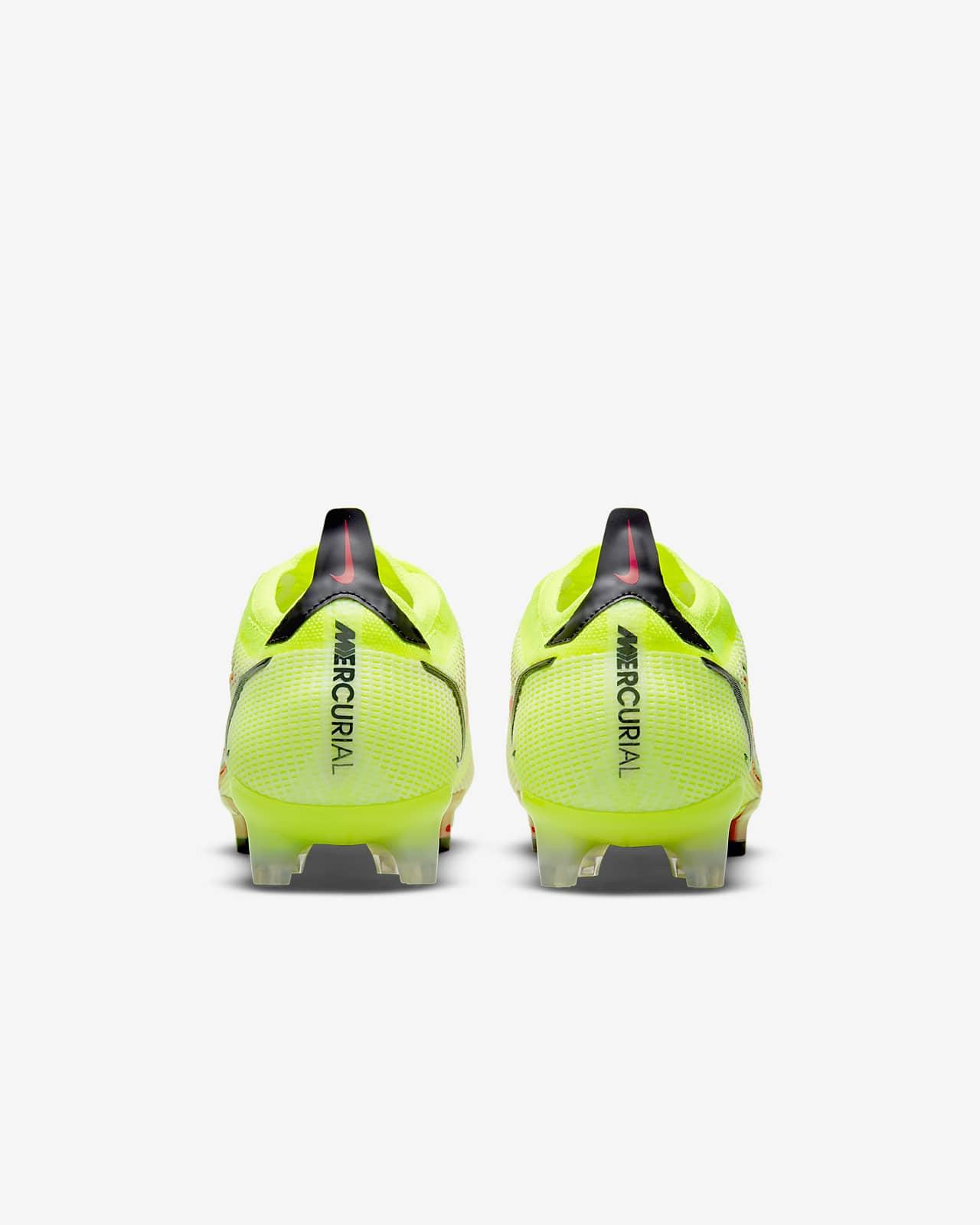 Nike Mercurial Vapor 14 Elite FG Firm-Ground Soccer Cleats. Nike.com