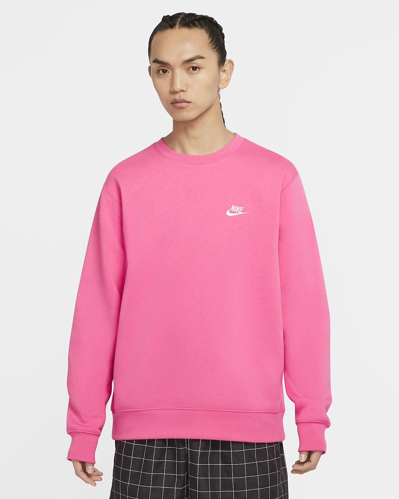 Maglia a girocollo Nike Sportswear Club