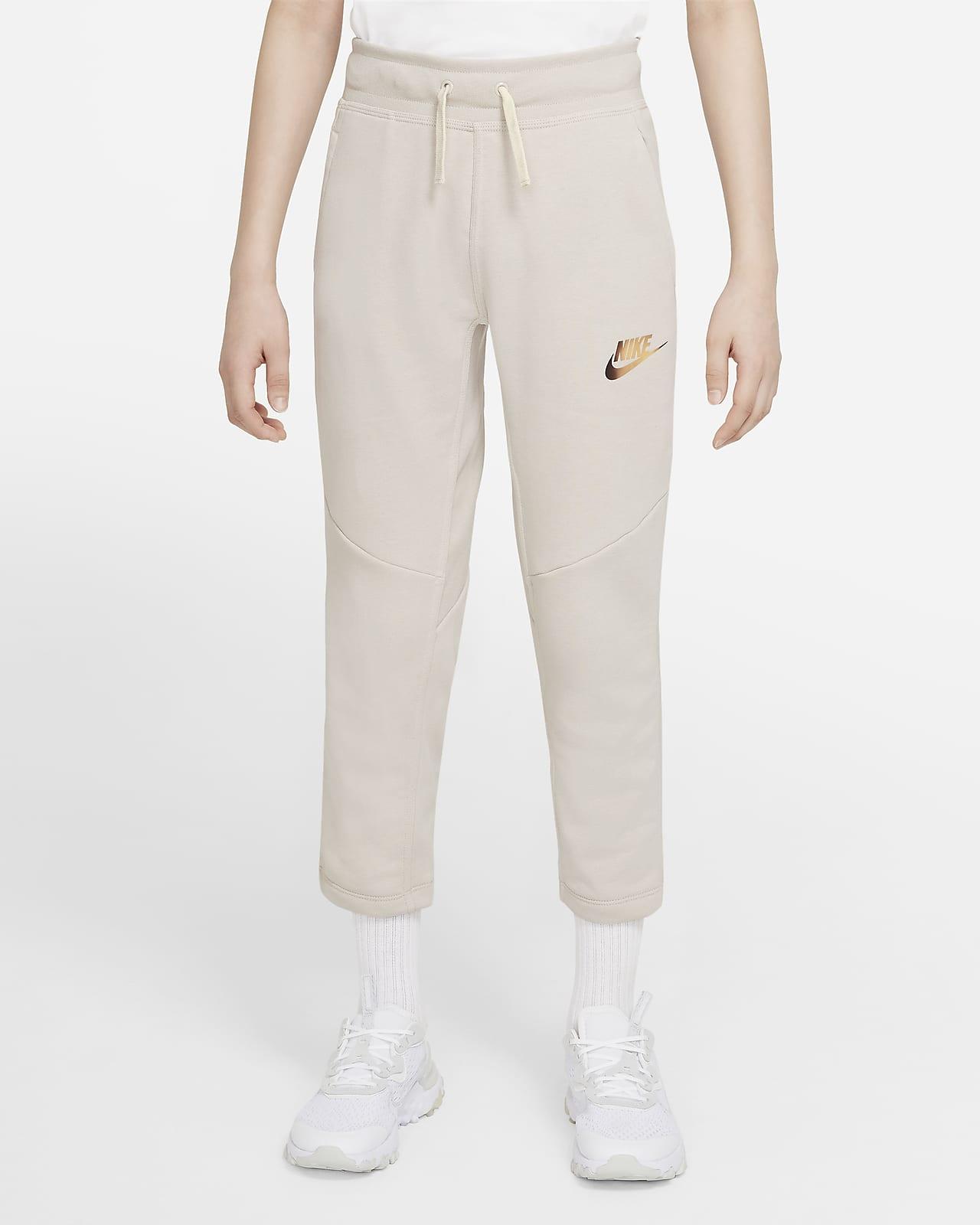 Nike Sportswear Big Kids' (Boys') Fleece Pants