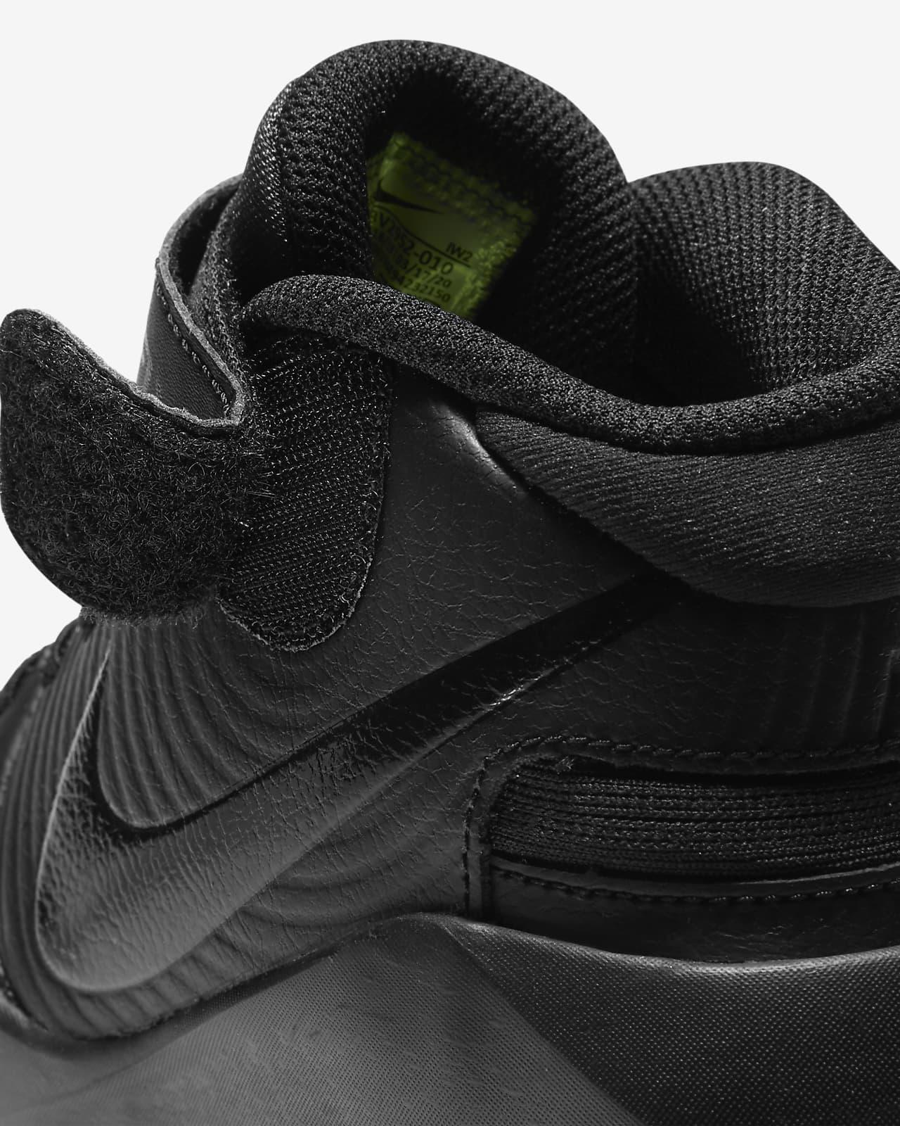 chaussures noires pour enfant dans 9 ans nike