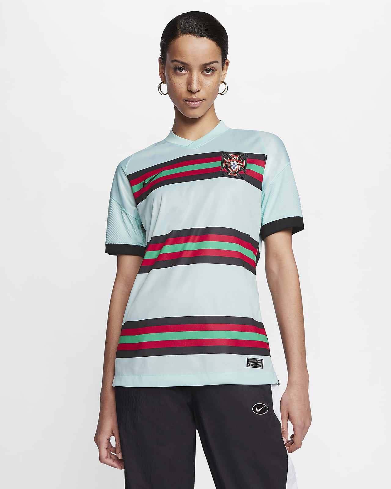 Portugal 2020 Stadium Away Women's Football Shirt