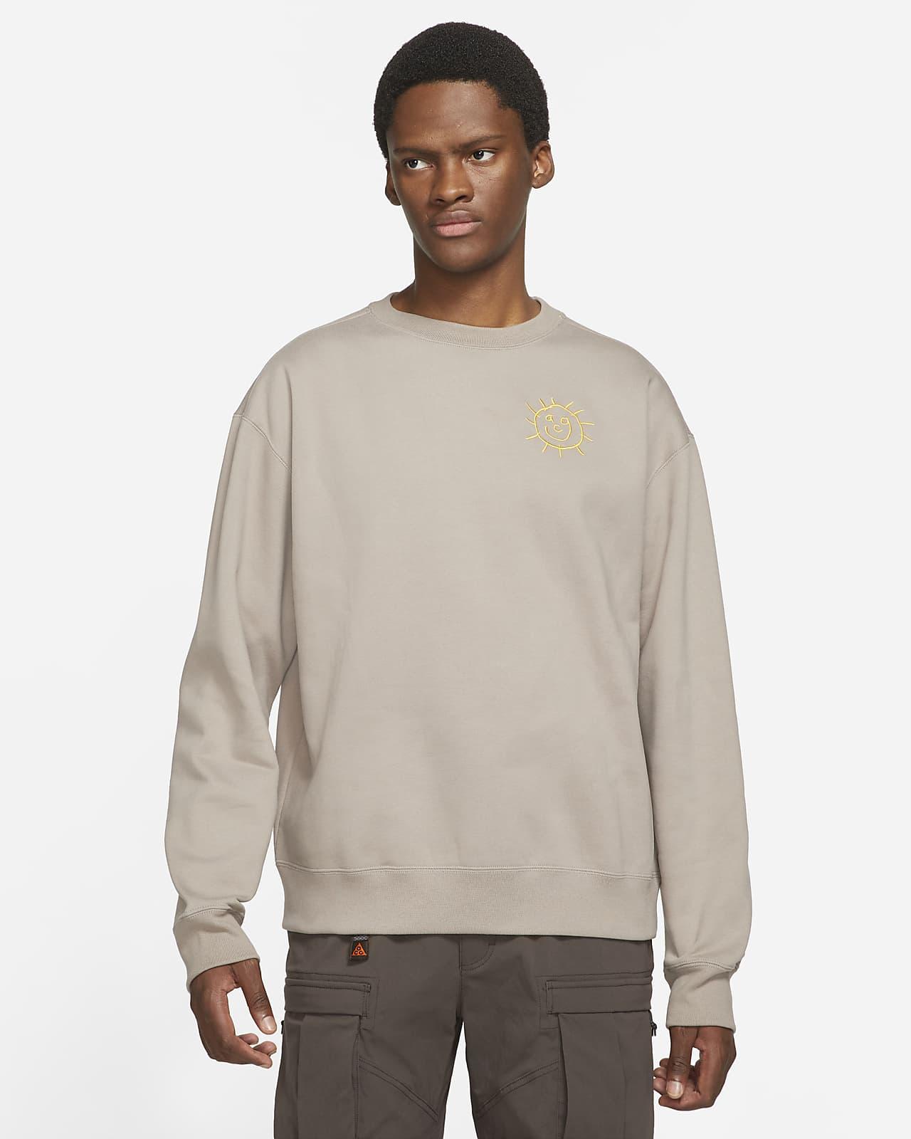 Sudadera de tejido Fleece con gráfico Nike ACG
