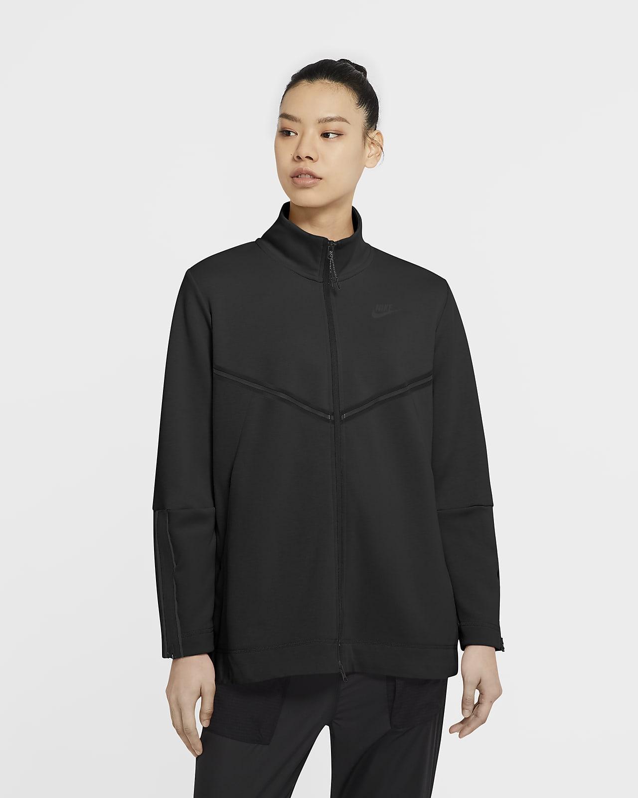 Nike Sportswear Tech Fleece Women's Full-Zip Long Sleeve