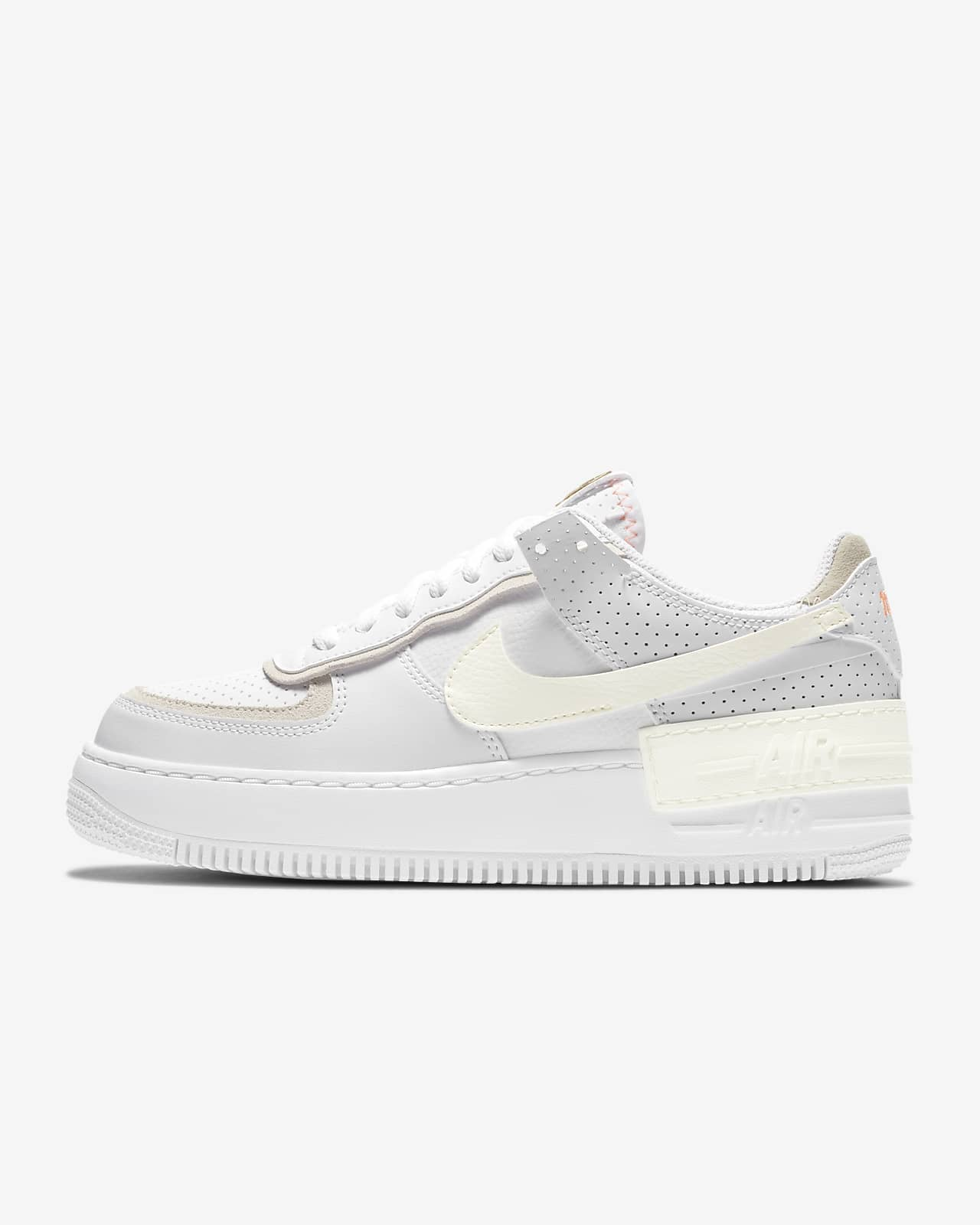 nike air force 1 donna grigia