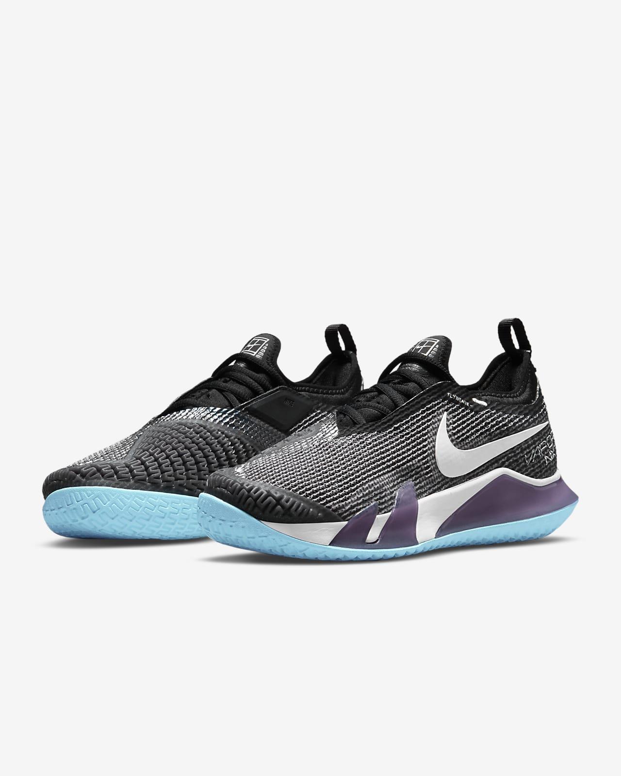 NikeCourt React Vapor NXT Women's Hard Court Tennis Shoe. Nike ID