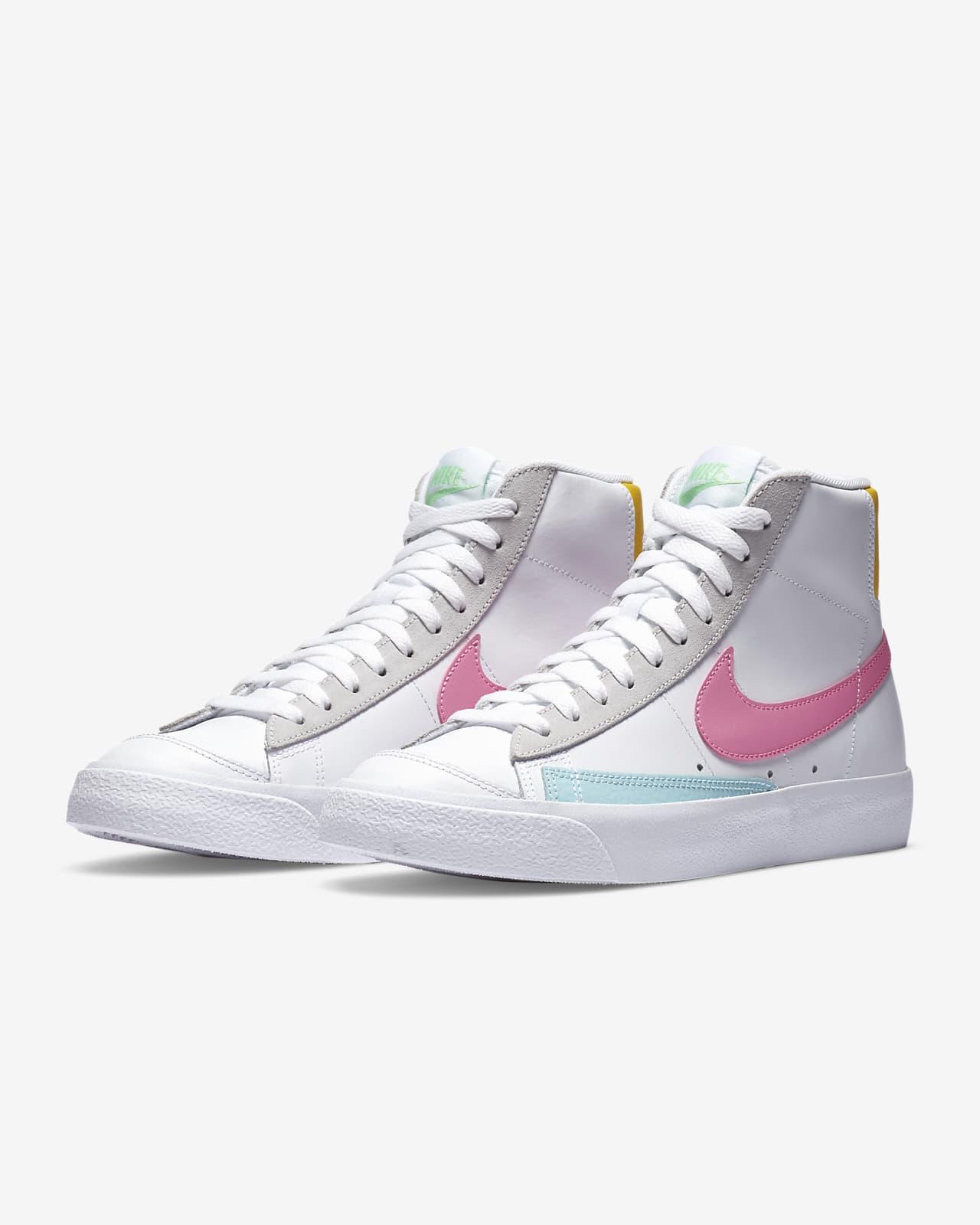 recoger juego granizo  Nike Blazer Mid Vintage '77 Women's Shoe. Nike SA