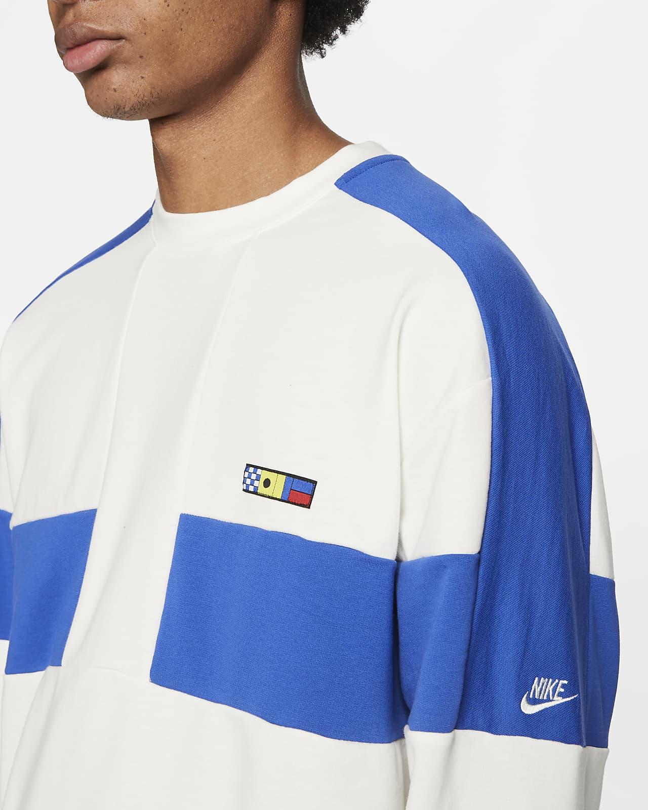 Predownload: Nike Sportswear Reissue Men S French Terry Crew Nike Sa [ 1600 x 1280 Pixel ]