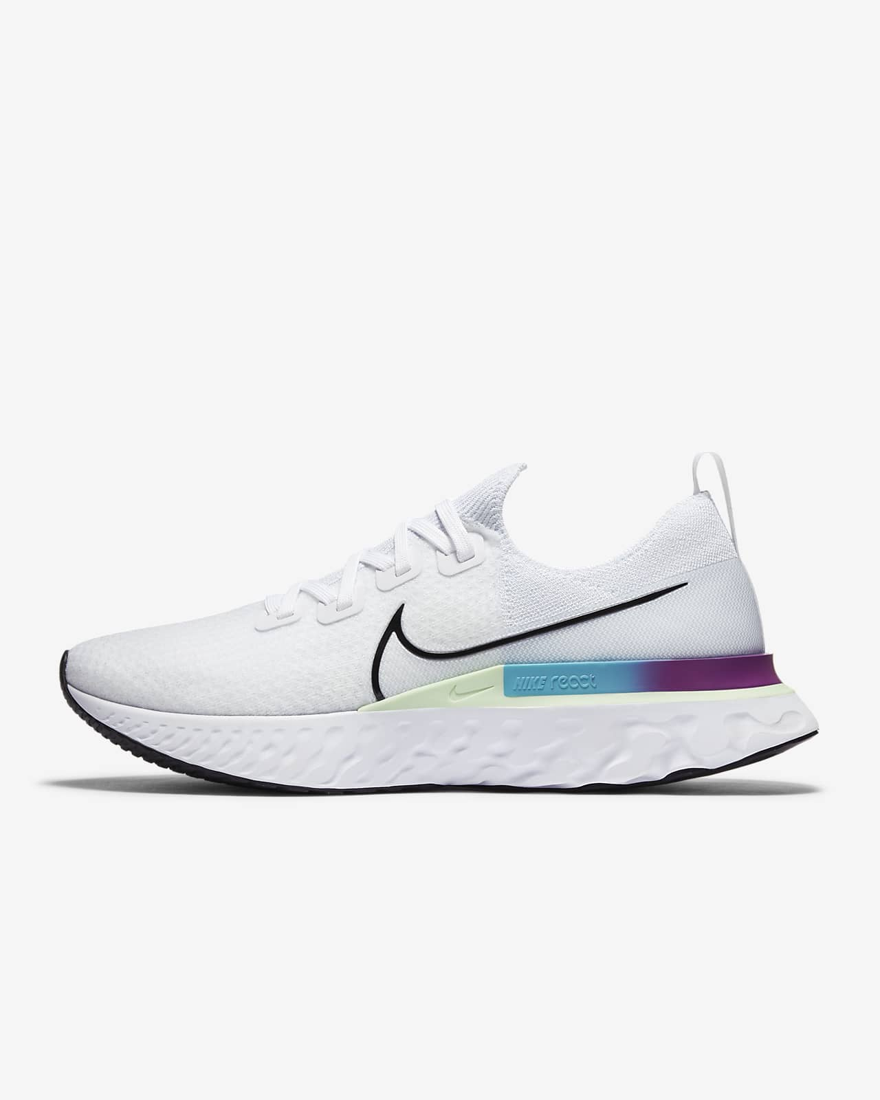 ajustar celos Asumir  Nike React Infinity Run Flyknit Men's Running Shoe. Nike GB