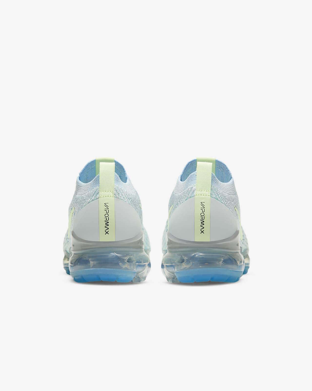 vapormax flyknit ice blue