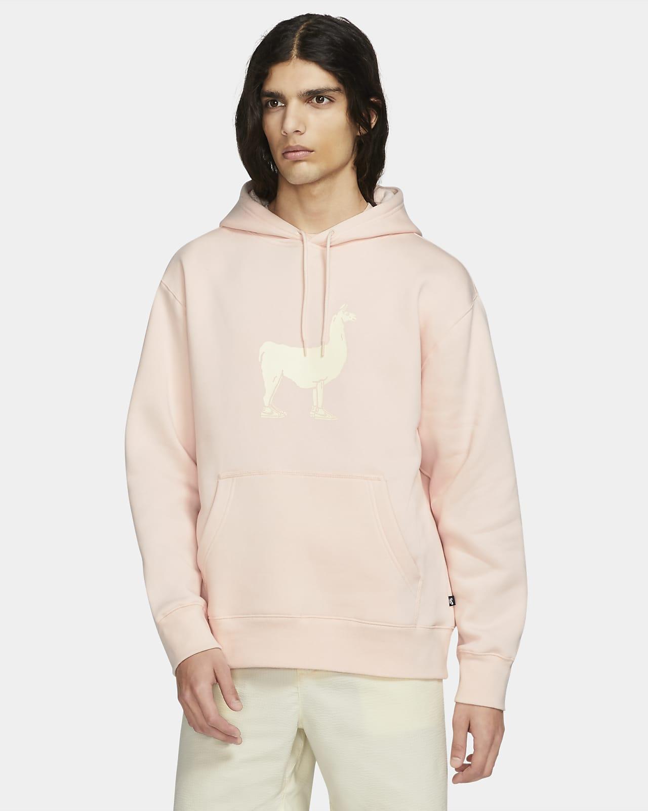 Sudadera con capucha de skateboarding de tejido Fleece Nike SB