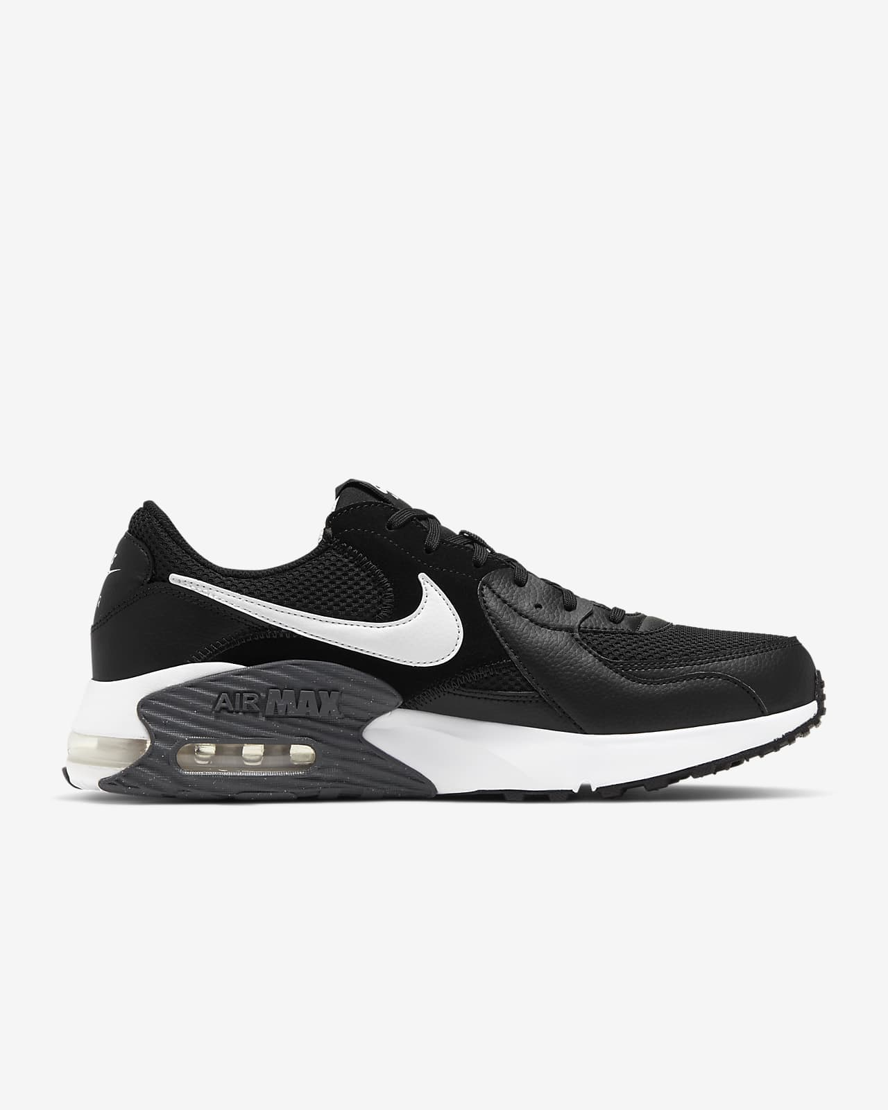 nike air max excee donna bianco nero