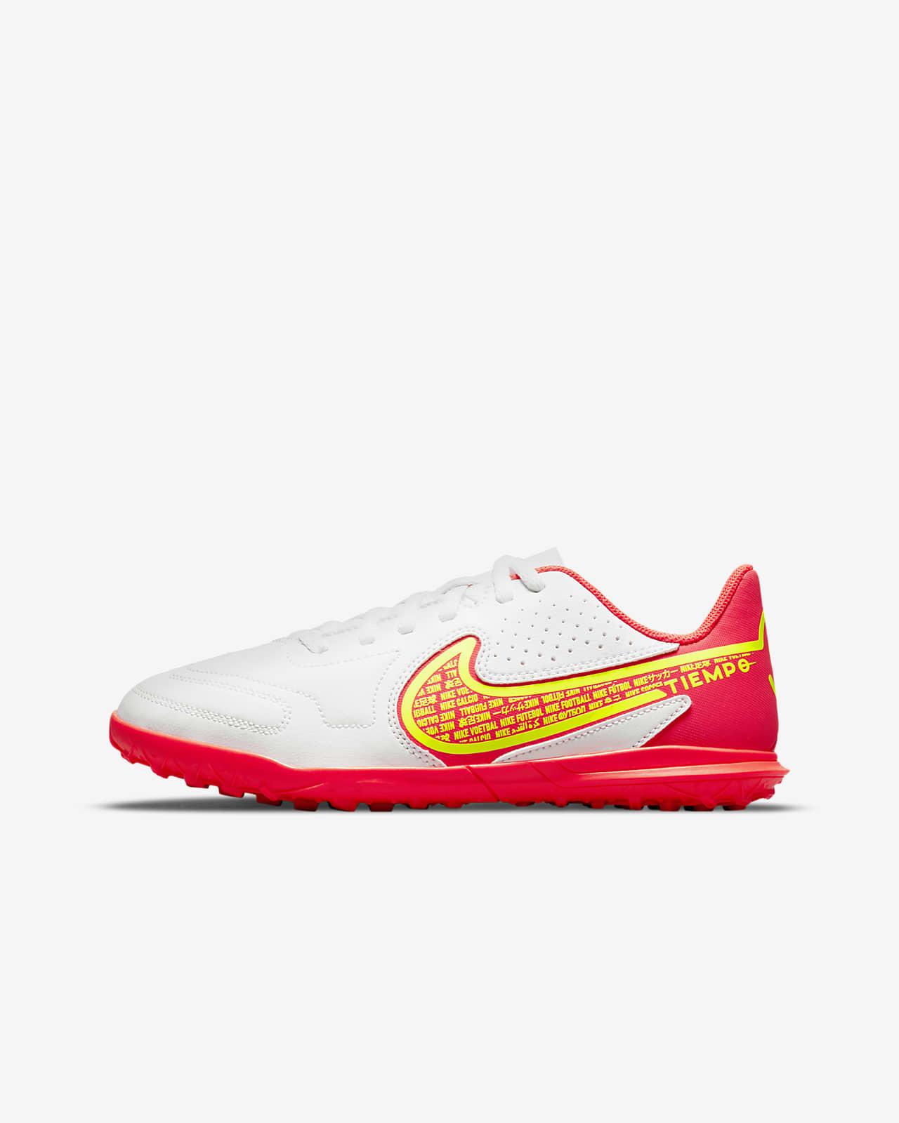 Nike Jr Legend 9 Club TF 大童人造场地足球童鞋