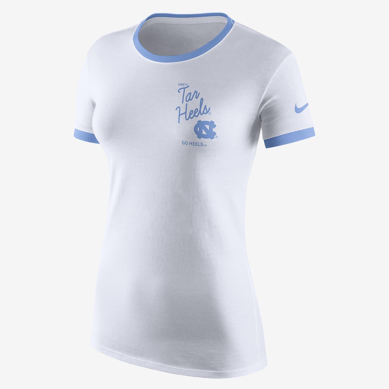 Nike College (UNC) Women's Tri-Blend T-Shirt