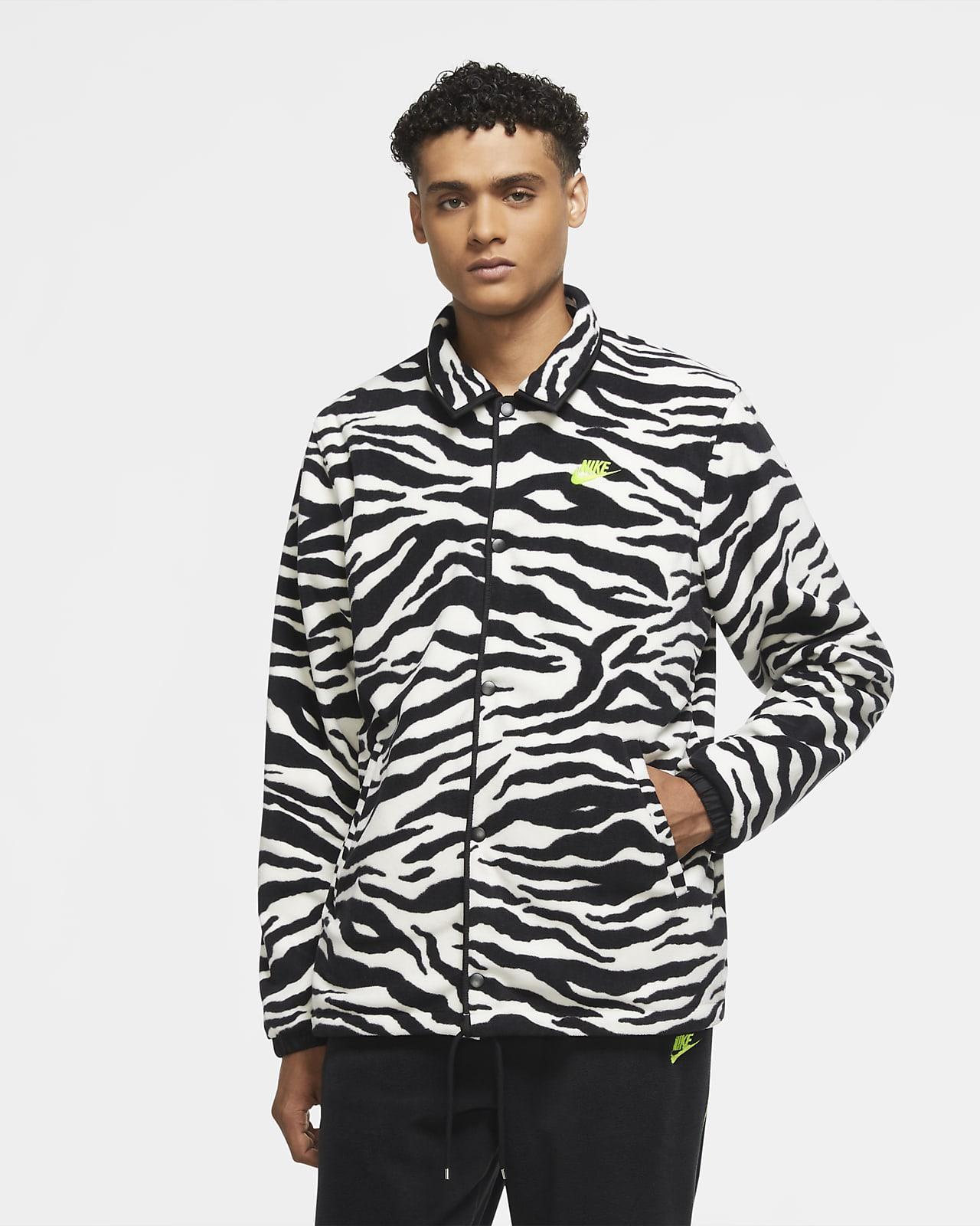Veste de coach Nike Sportswear City Edition pour Homme