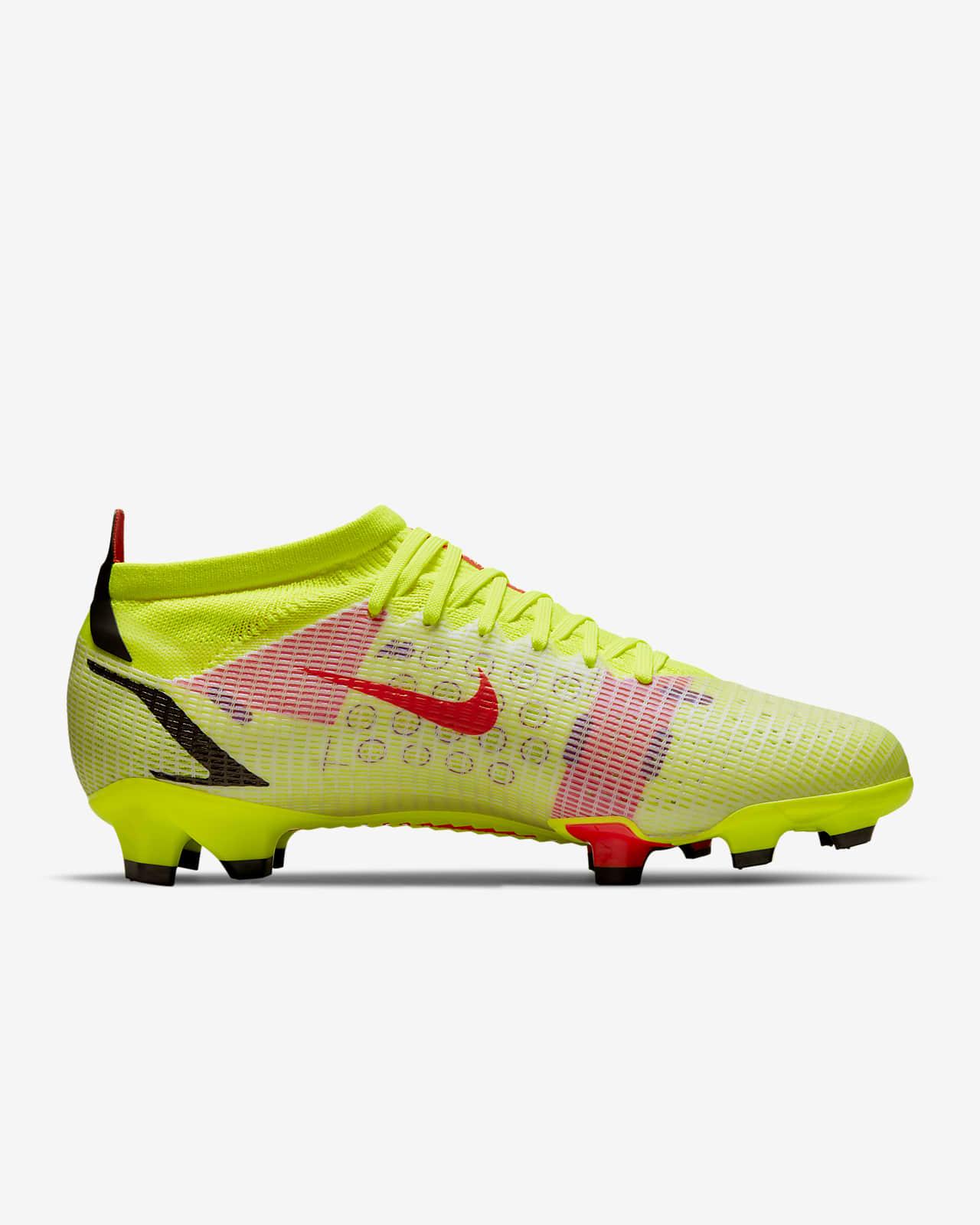 Chaussure de football à crampons pour terrain sec Nike Mercurial Vapor 14 Pro FG