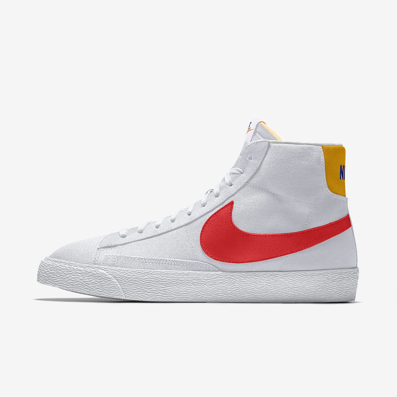 Nike Blazer Mid By You Custom Women's Shoe