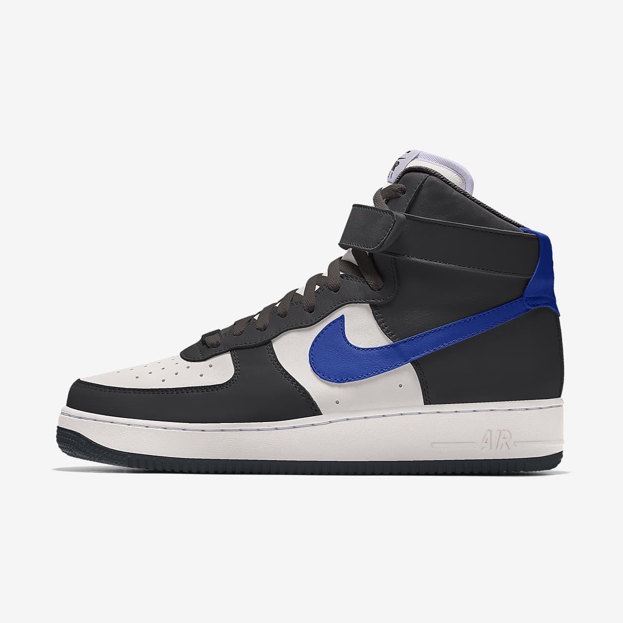 Nike Air Force 1 High By You Custom Shoe