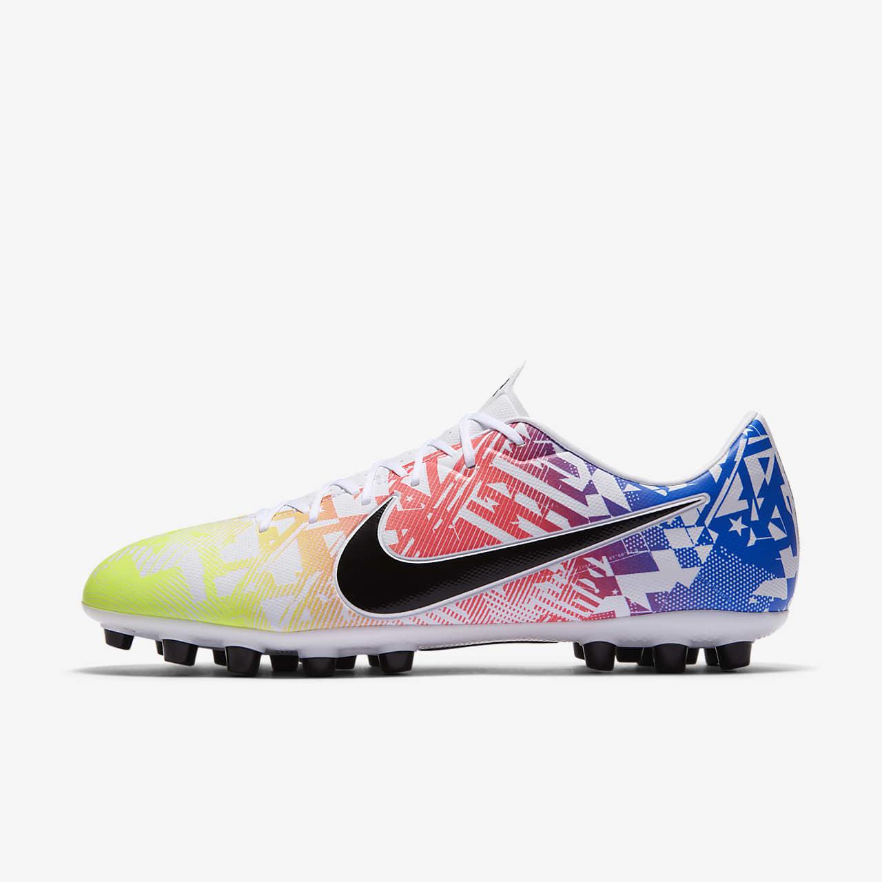 Chaussure de football à crampons pour terrain synthétique Nike Mercurial Vapor 13 Academy Neymar Jr. AG