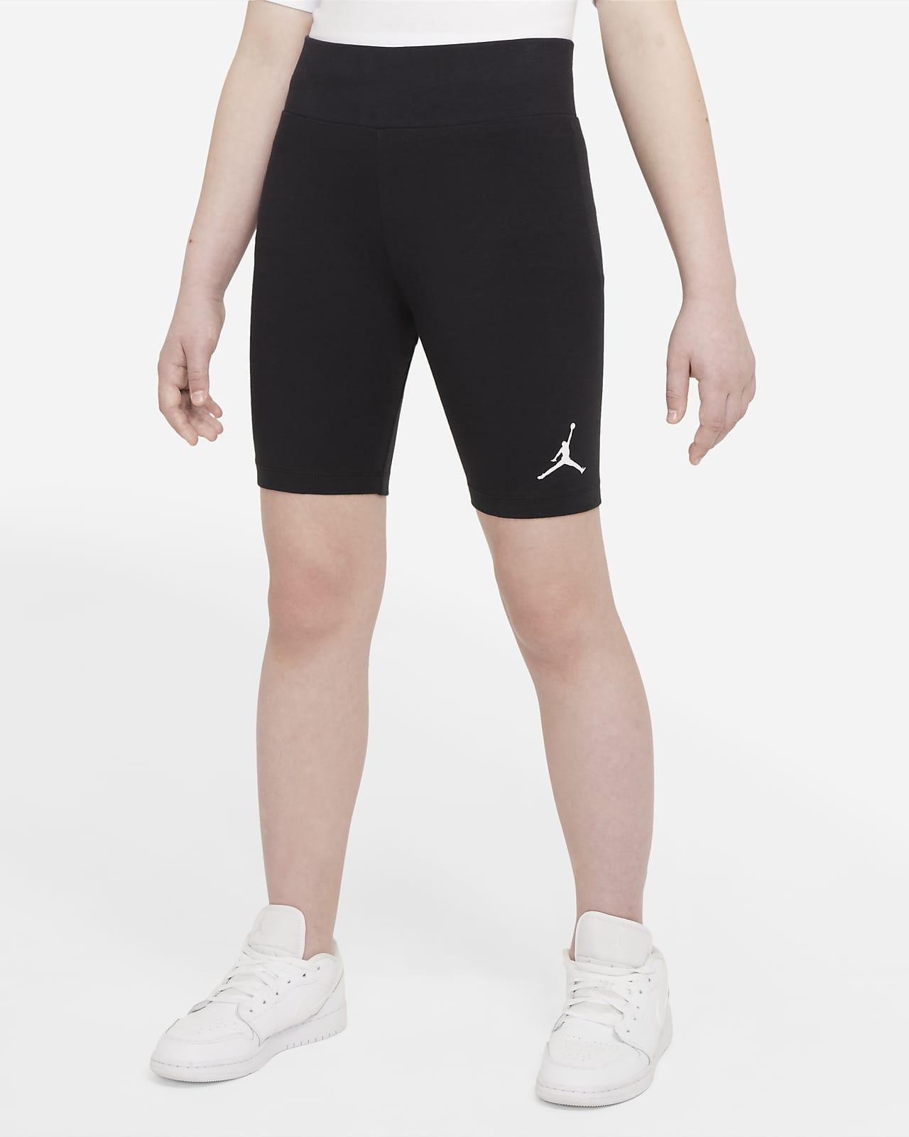 Shorts de ciclismo para niña talla grande Jordan