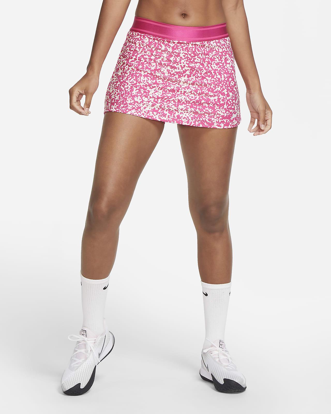 NikeCourt Dri-FIT Tennisrok met print