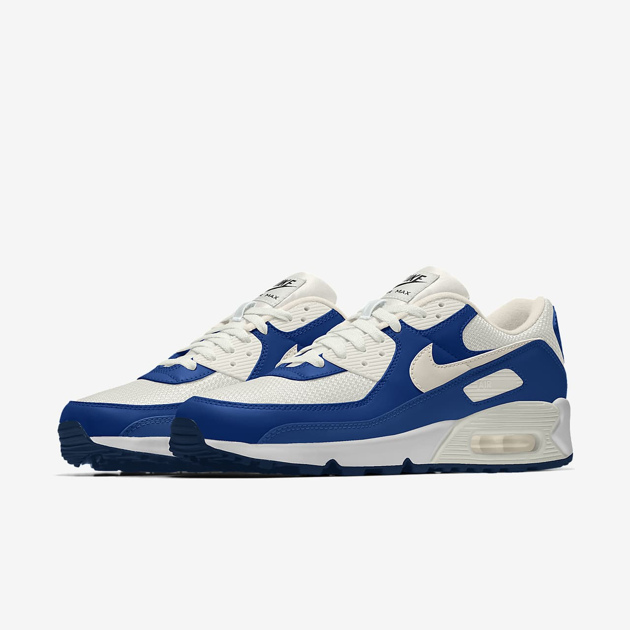 Nike Air Max 90 By You Custom Men's Shoes