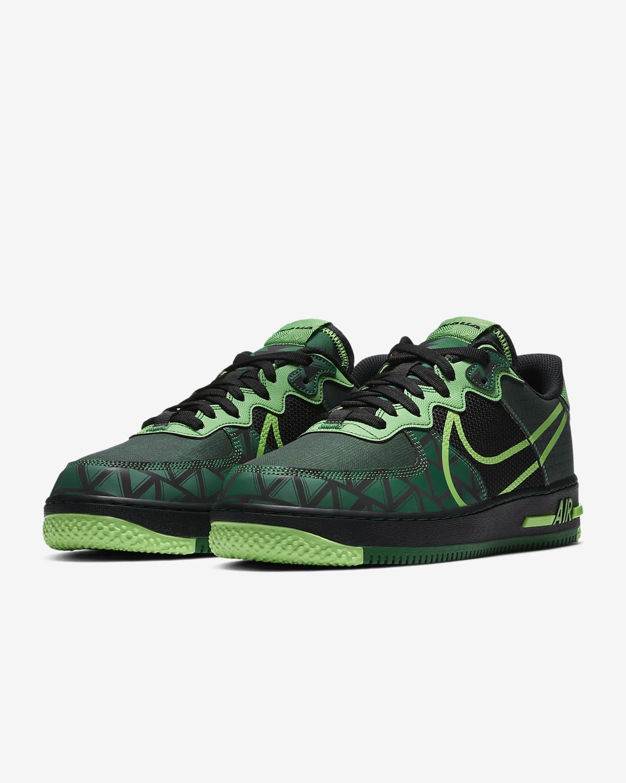 nike air force 1 react scarpe da basket uomo