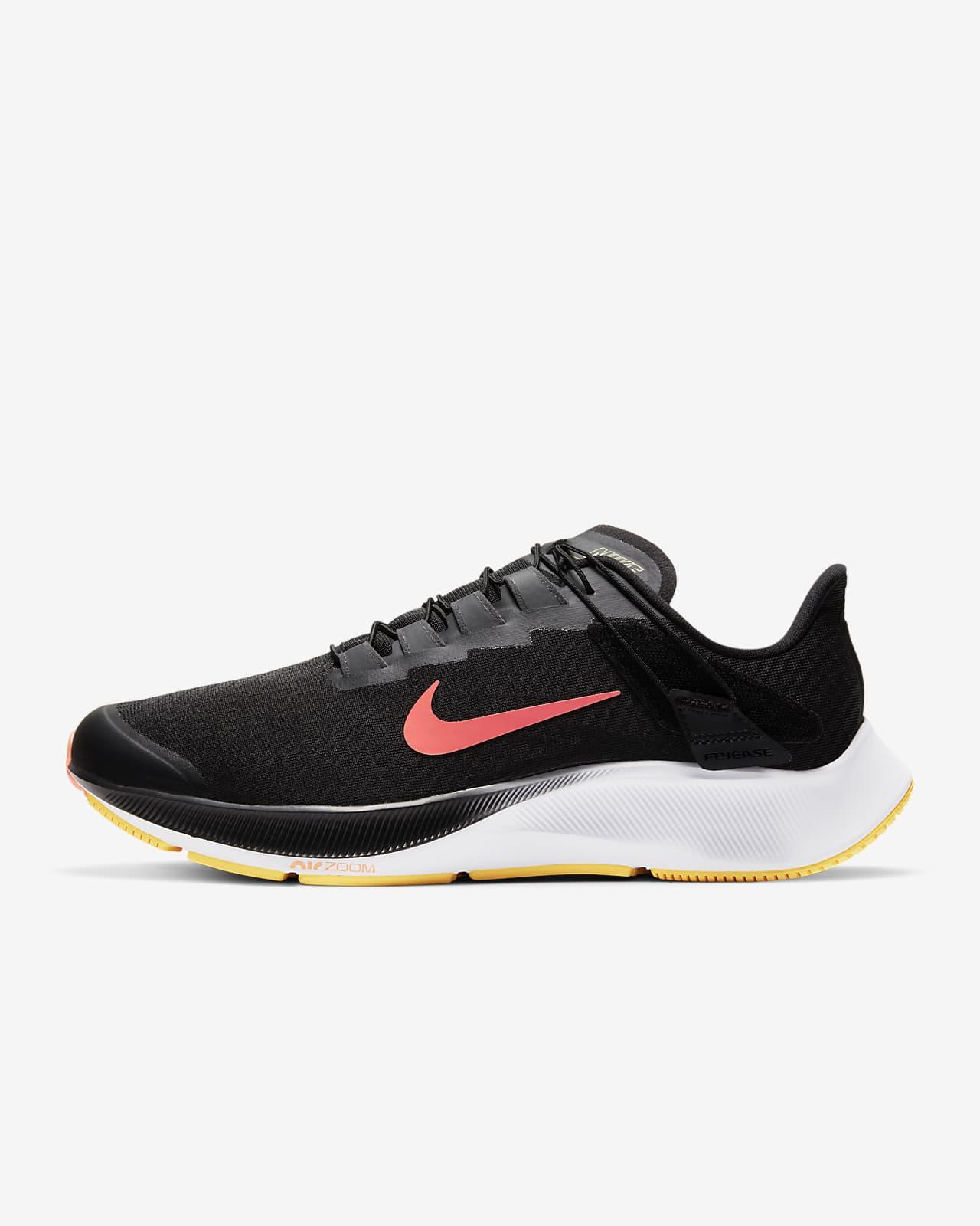 Męskie buty do biegania Nike Air Zoom Pegasus 37 FlyEase (bardzo szerokie)