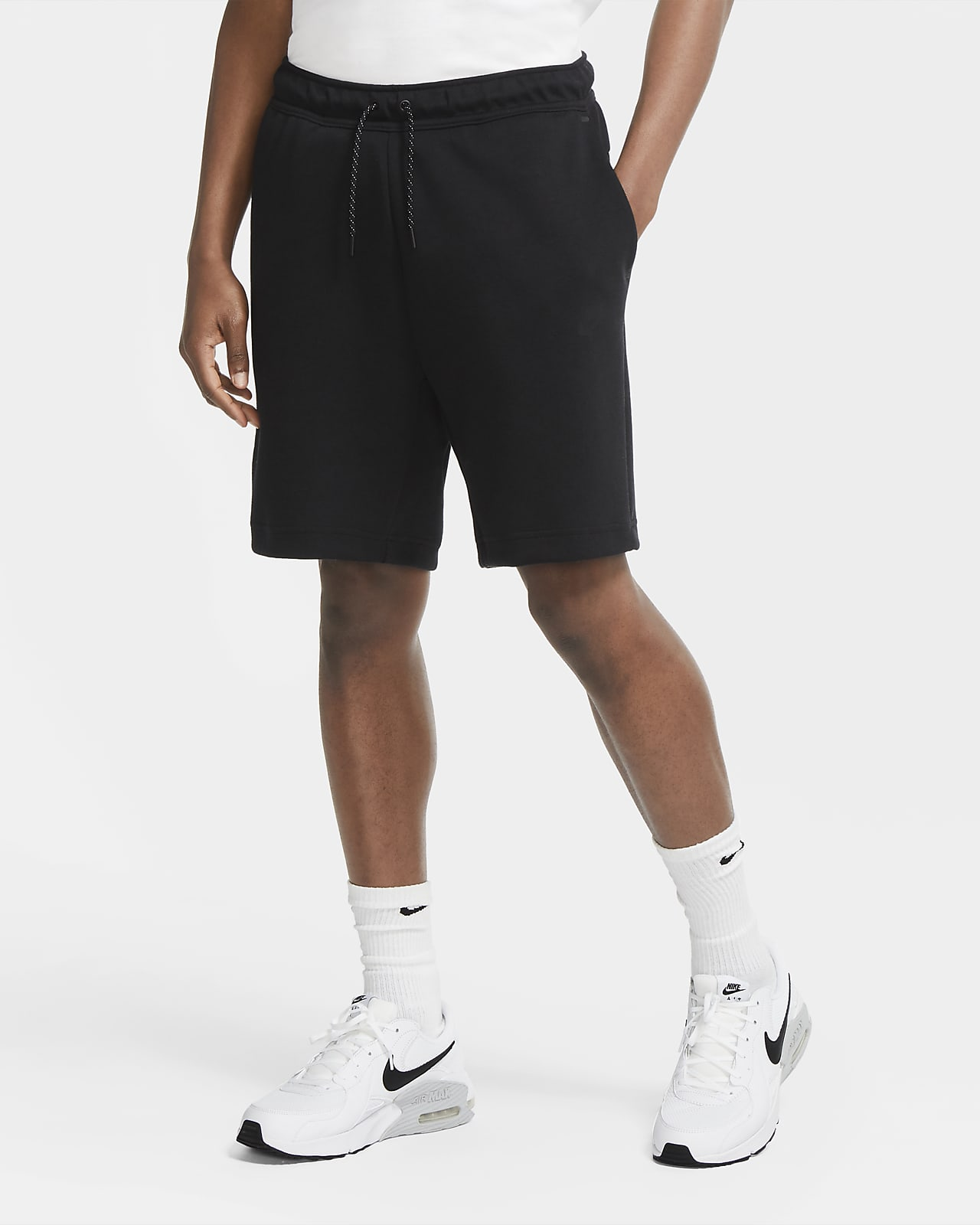 Shorts para hombre Nike Sportswear Tech Fleece