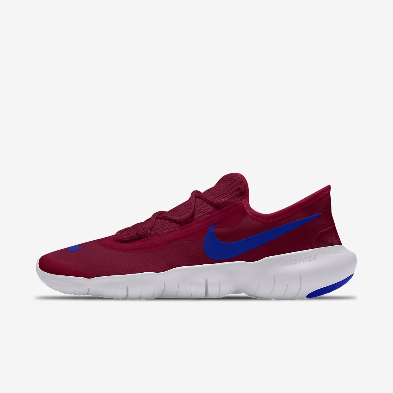 Specialdesignad löparsko Nike Free RN 5.0 By You för kvinnor