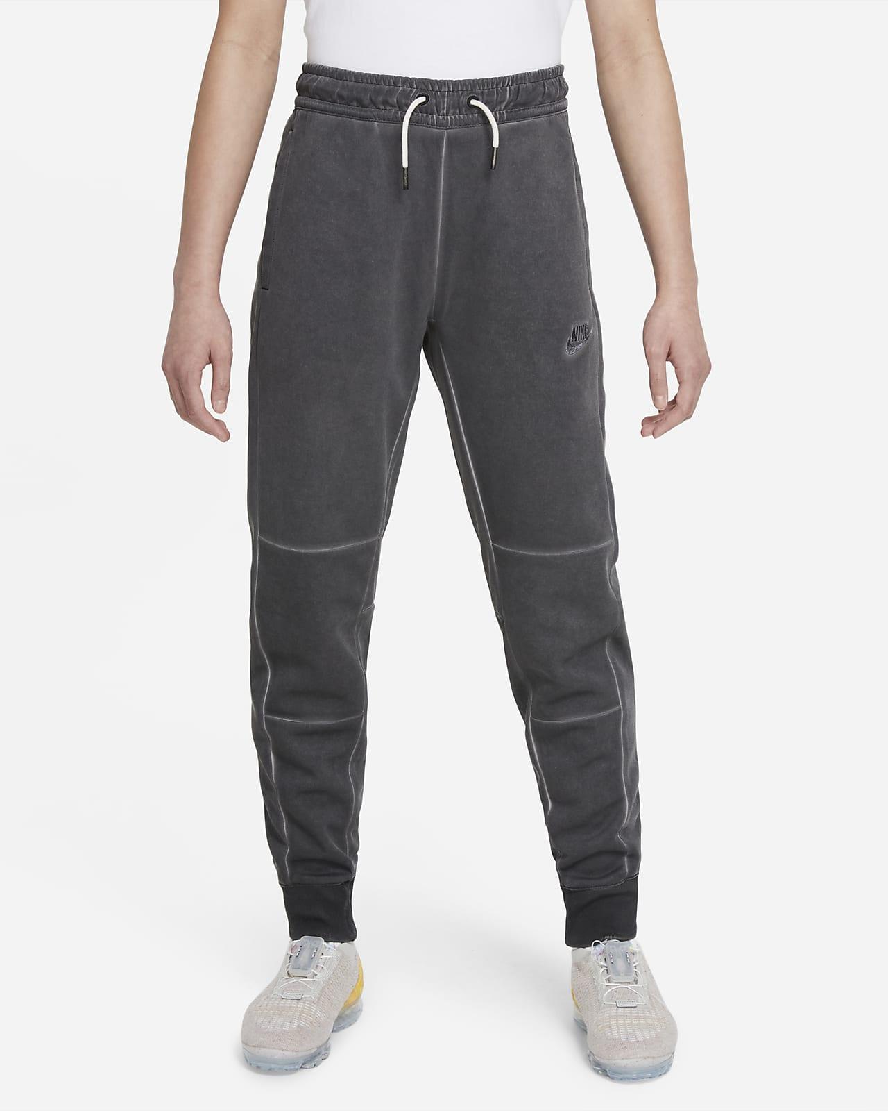 Pantalones de tejido de punto para niño talla grande Nike Sportswear