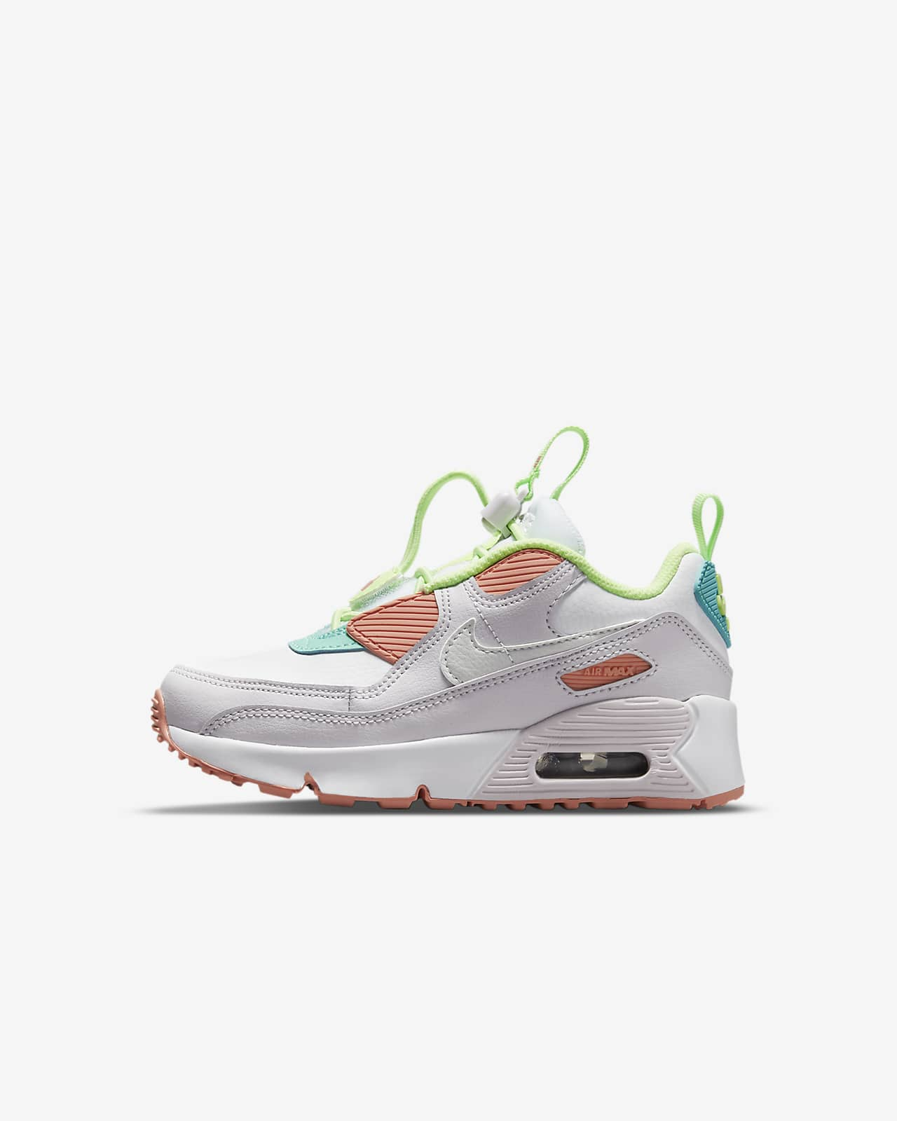 Nike Air Max 90 Toggle Younger Kids' Shoe