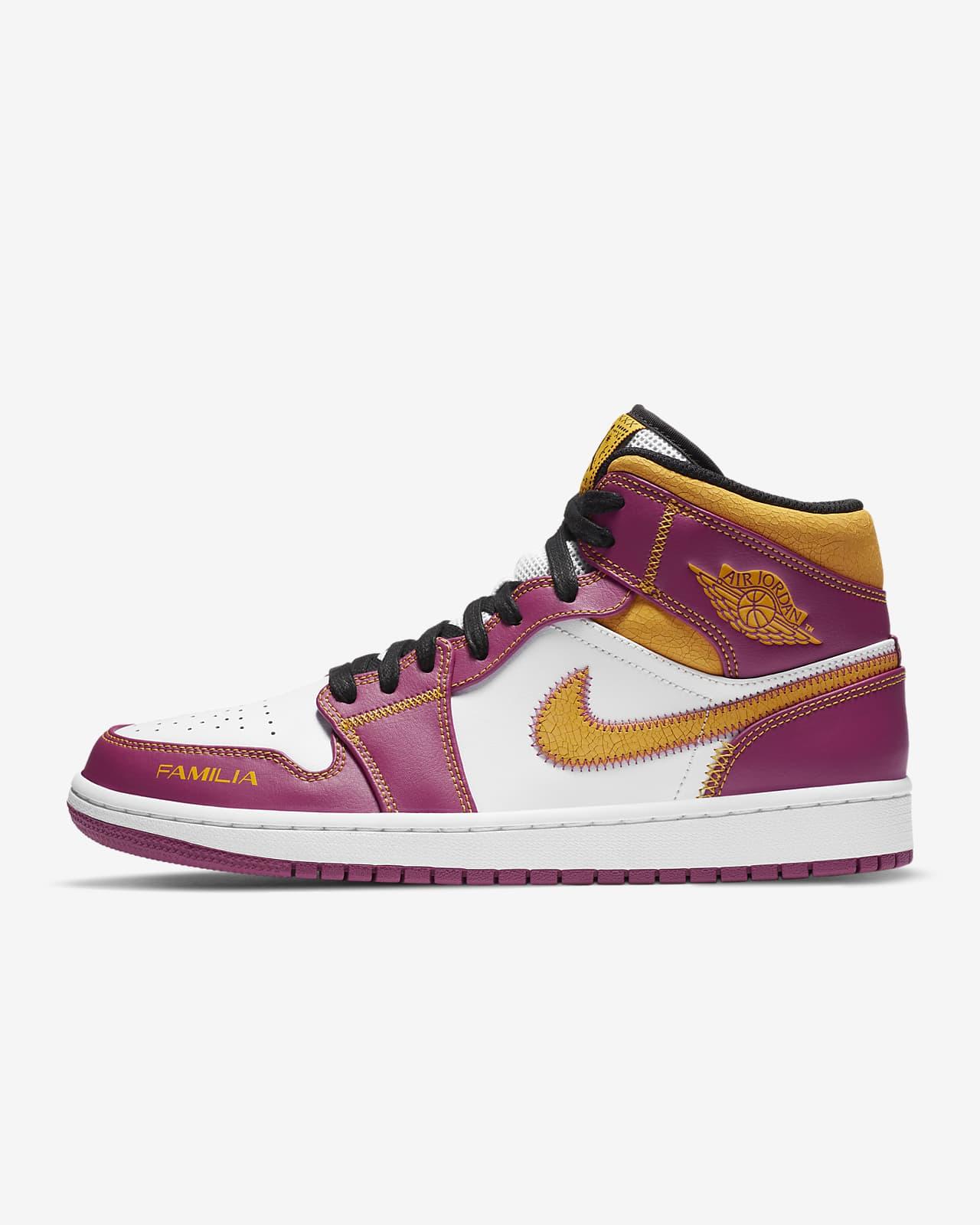 Air Jordan 1 Mid 'Día De Muertos' Men's Shoes