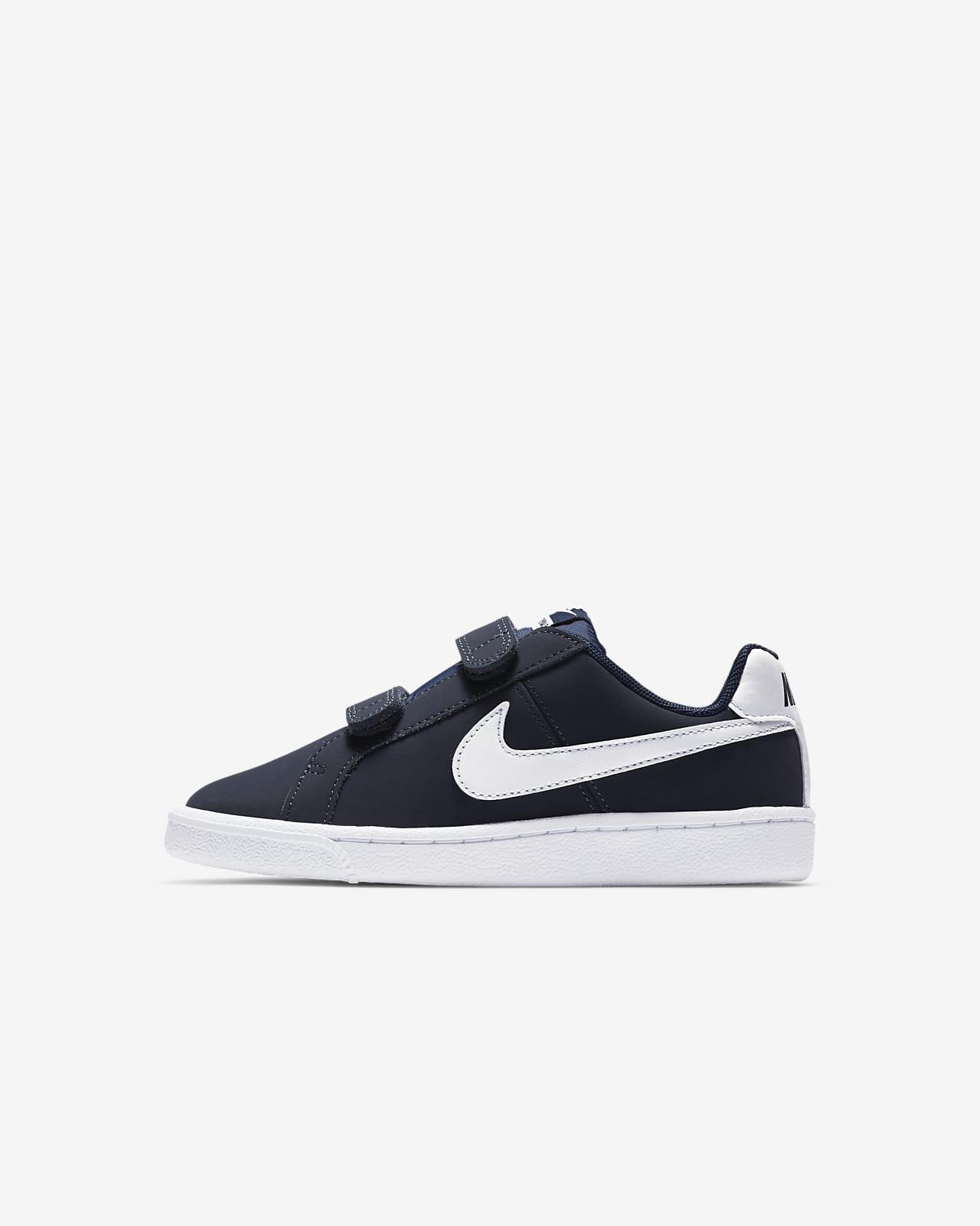 Sko Nike Court Royale för barn (killar)