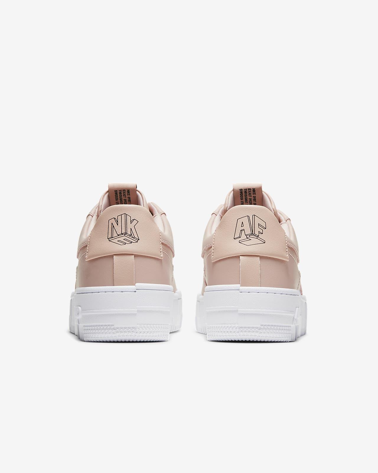 nike scarpe air force 1 rosa