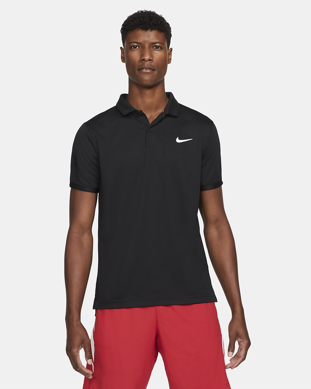 NikeCourt Dri-FIT Victory Tennis-Poloshirt für Herren