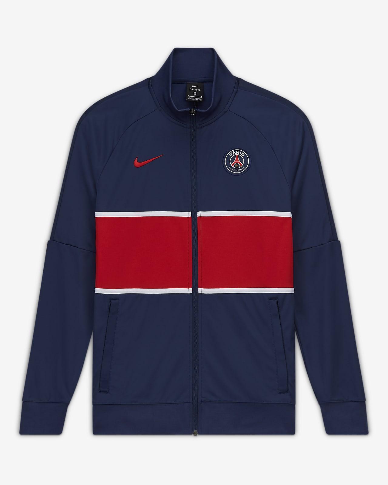 Paris Saint-Germain 男款田徑外套