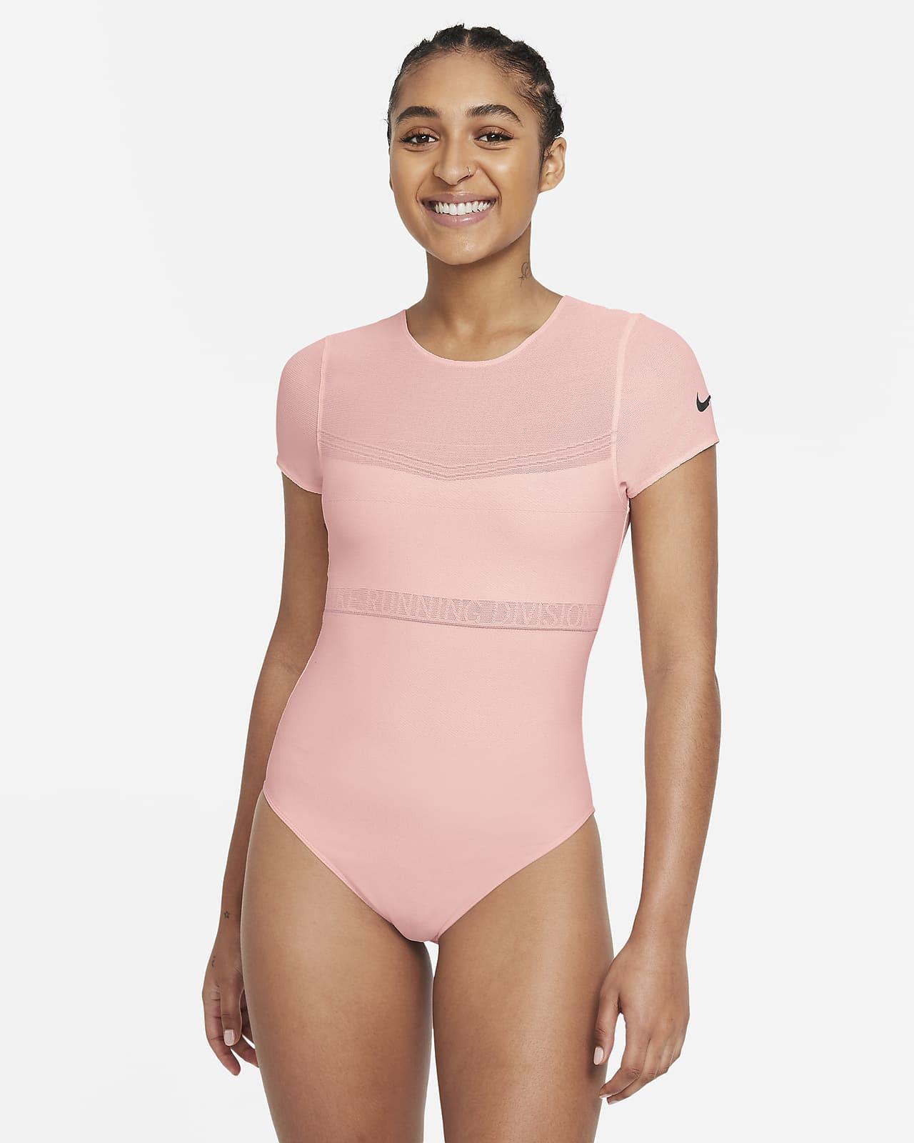 Nike Dri-FIT ADV Run Division speziell entwickelter Lauf-Body für Damen