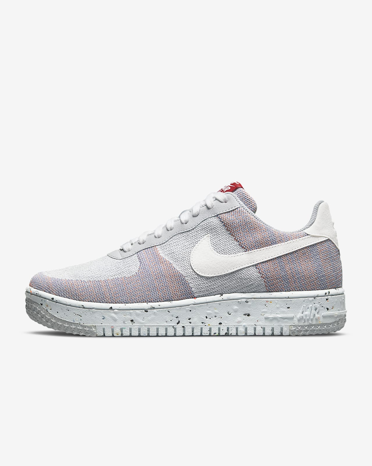 Nike Air Force 1 Crater FlyKnit-sko til mænd