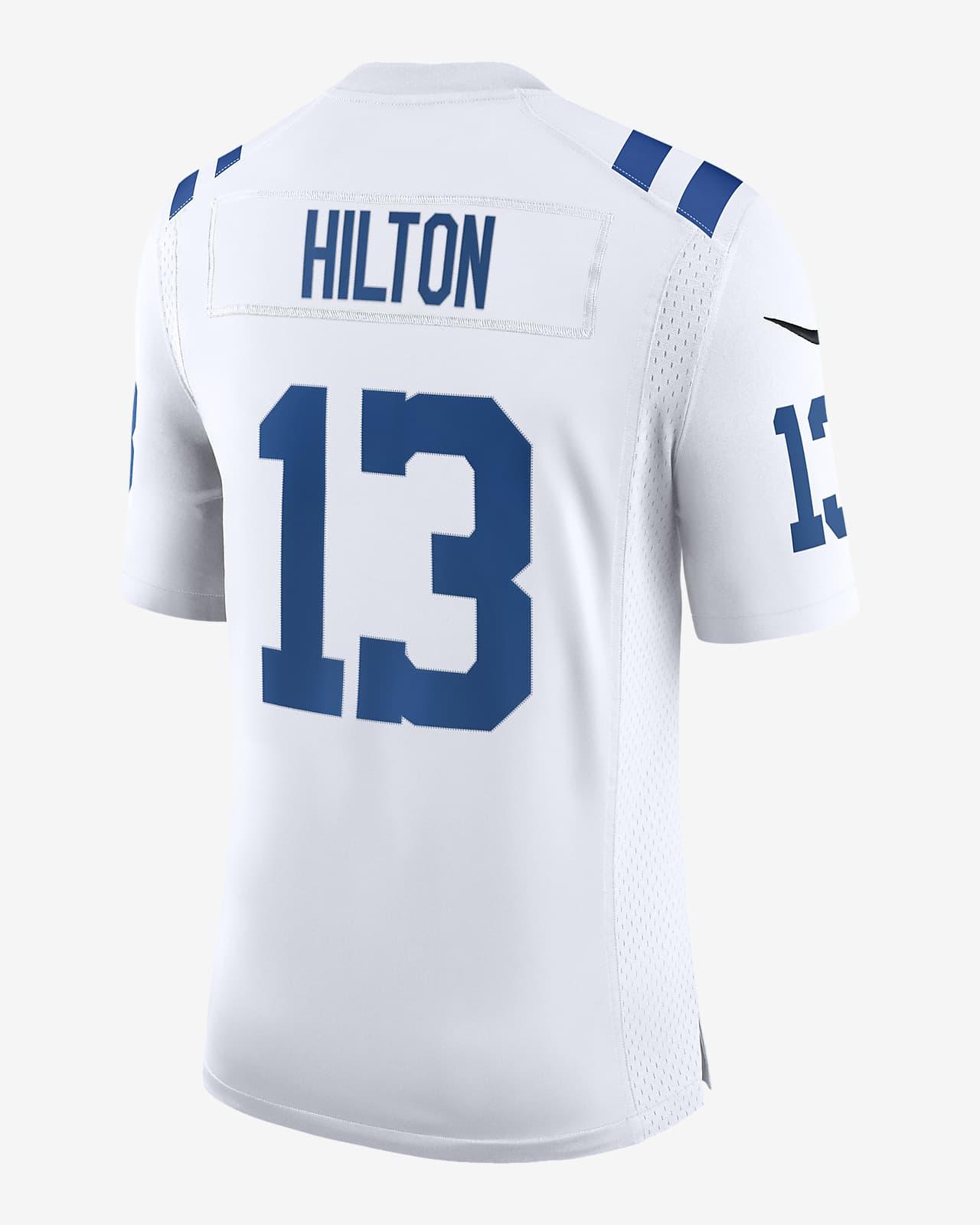 NFL Indianapolis Colts Vapor Untouchable (T.Y. Hilton) Men's Limited Football Jersey