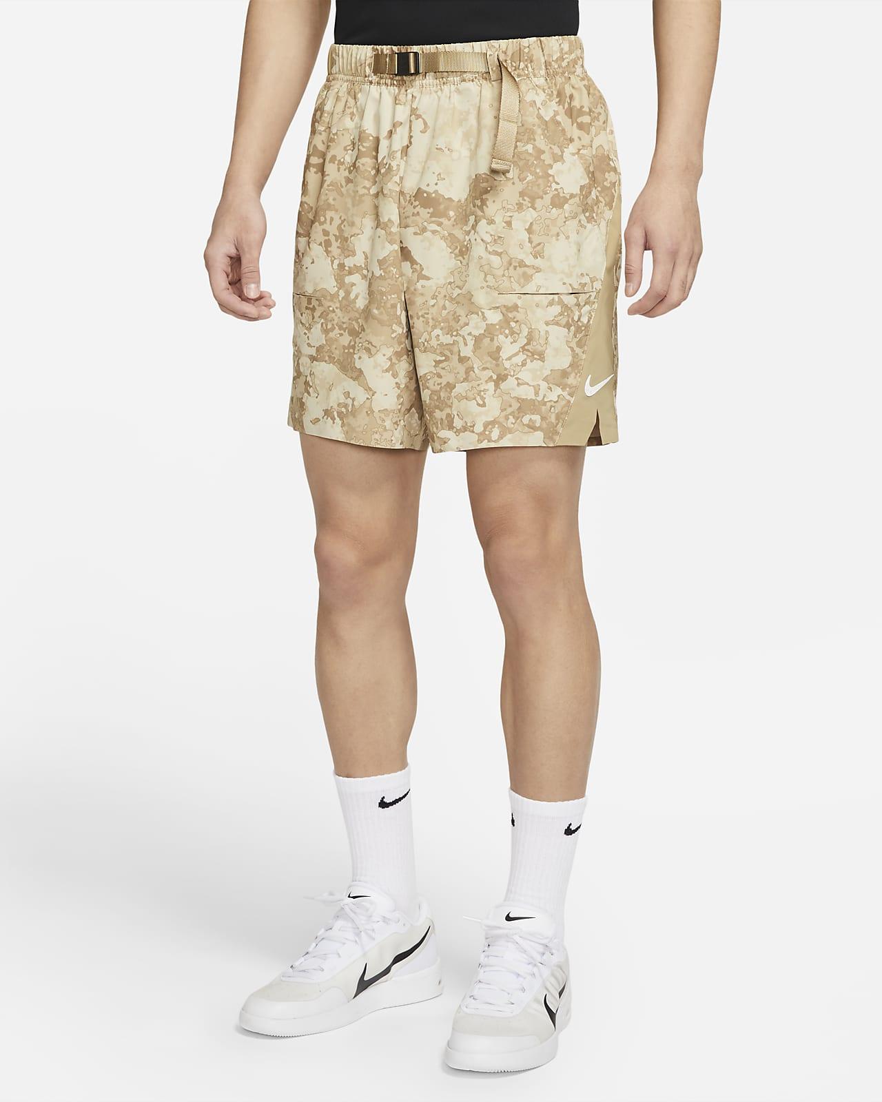 ナイキコート フレックス スラム メンズ テニスショートパンツ