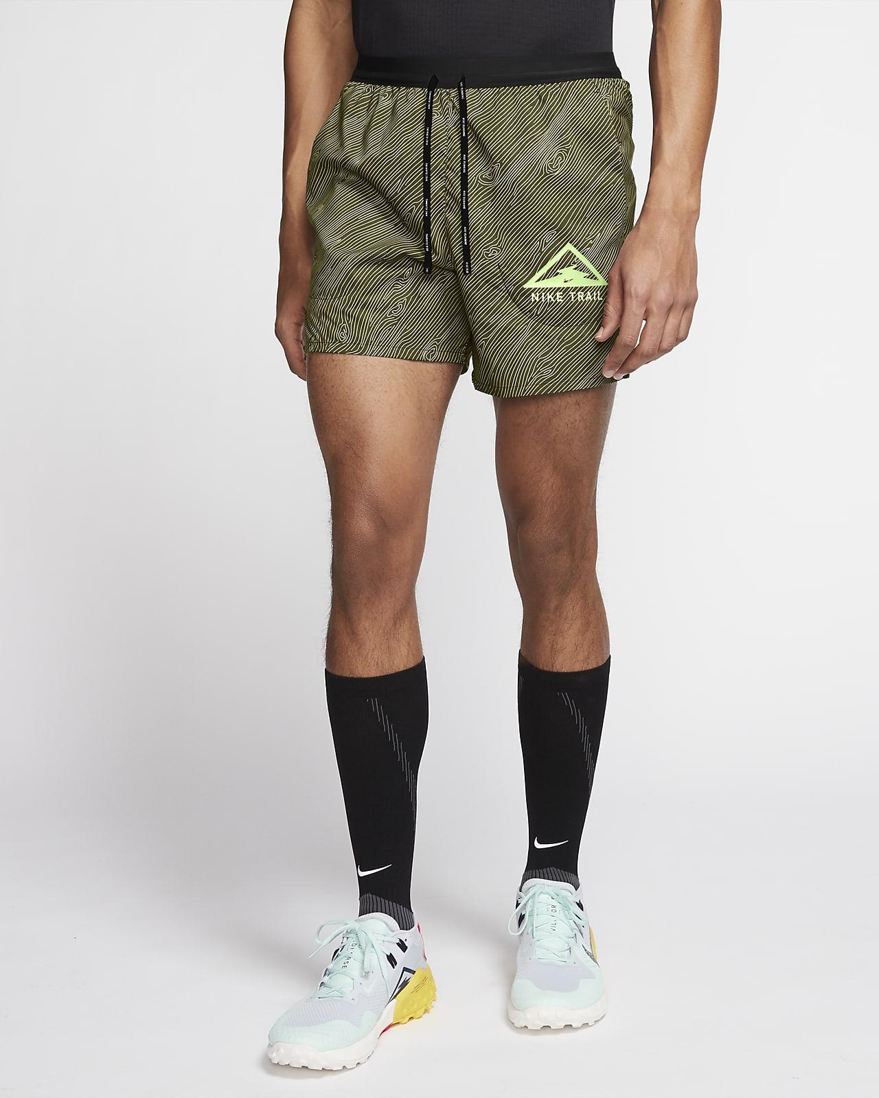 Shorts de trail running de 13 cm para hombre Nike Flex Stride