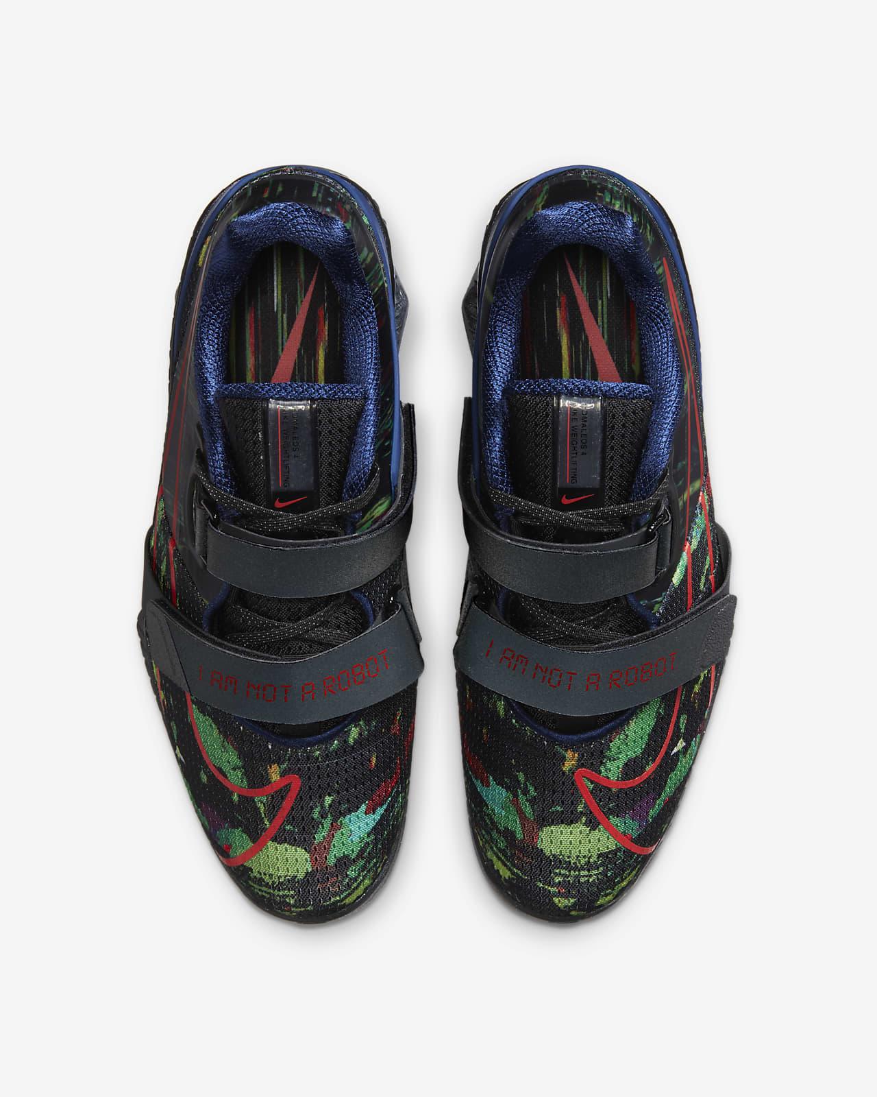 Nike Romaleos 4 AMP Training Shoe. Nike LU