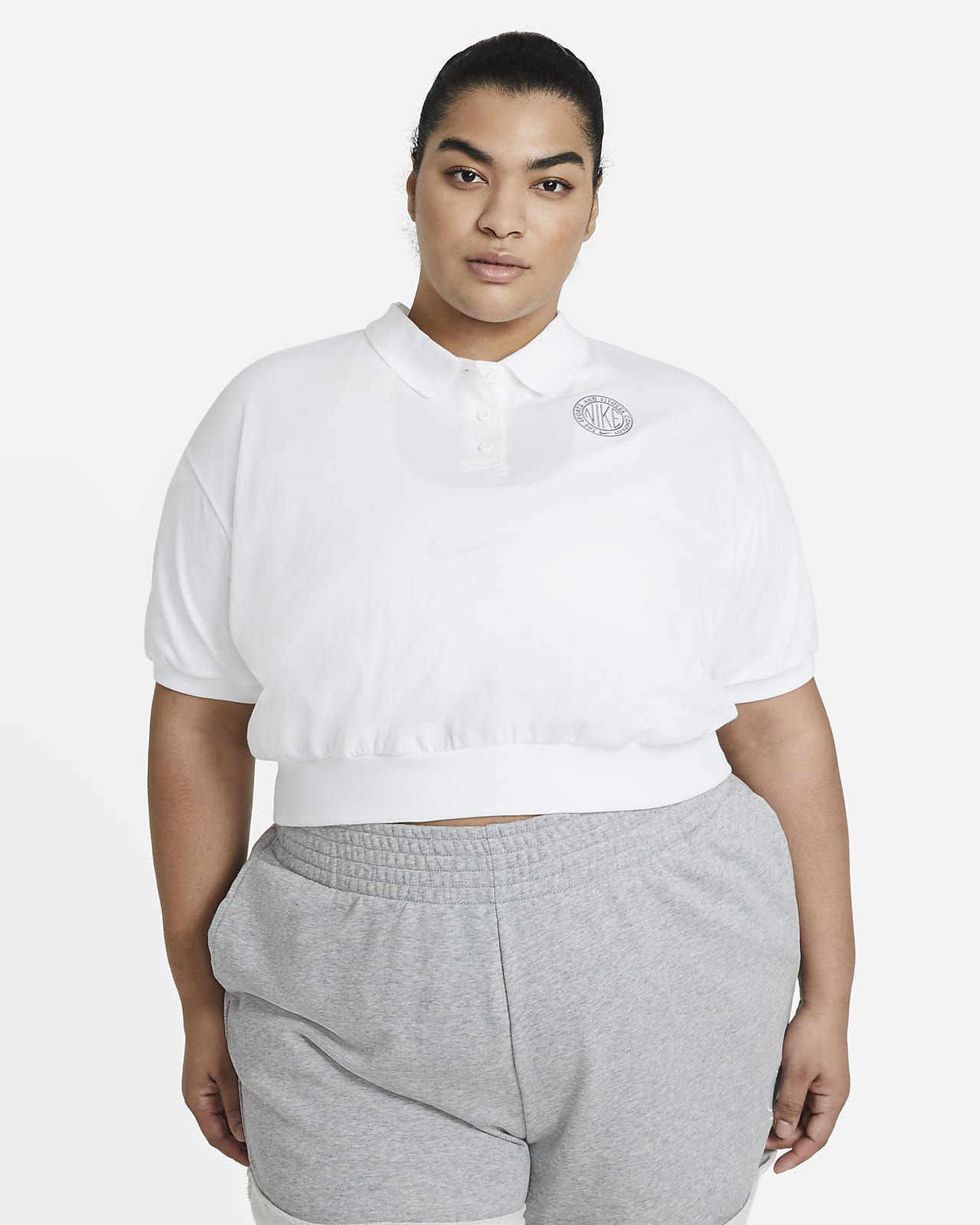 Nike Sportswear Femme Women's Crop-Top (Plus Size)