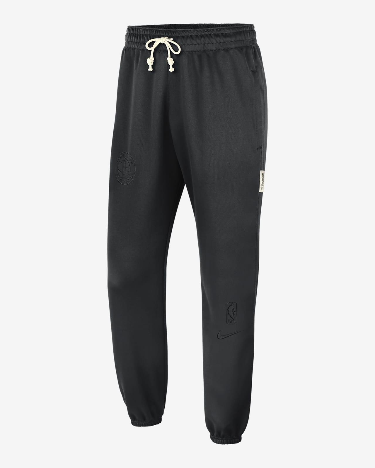 Pantalones Nike Dri-FIT de la NBA para hombre Nets Standard Issue