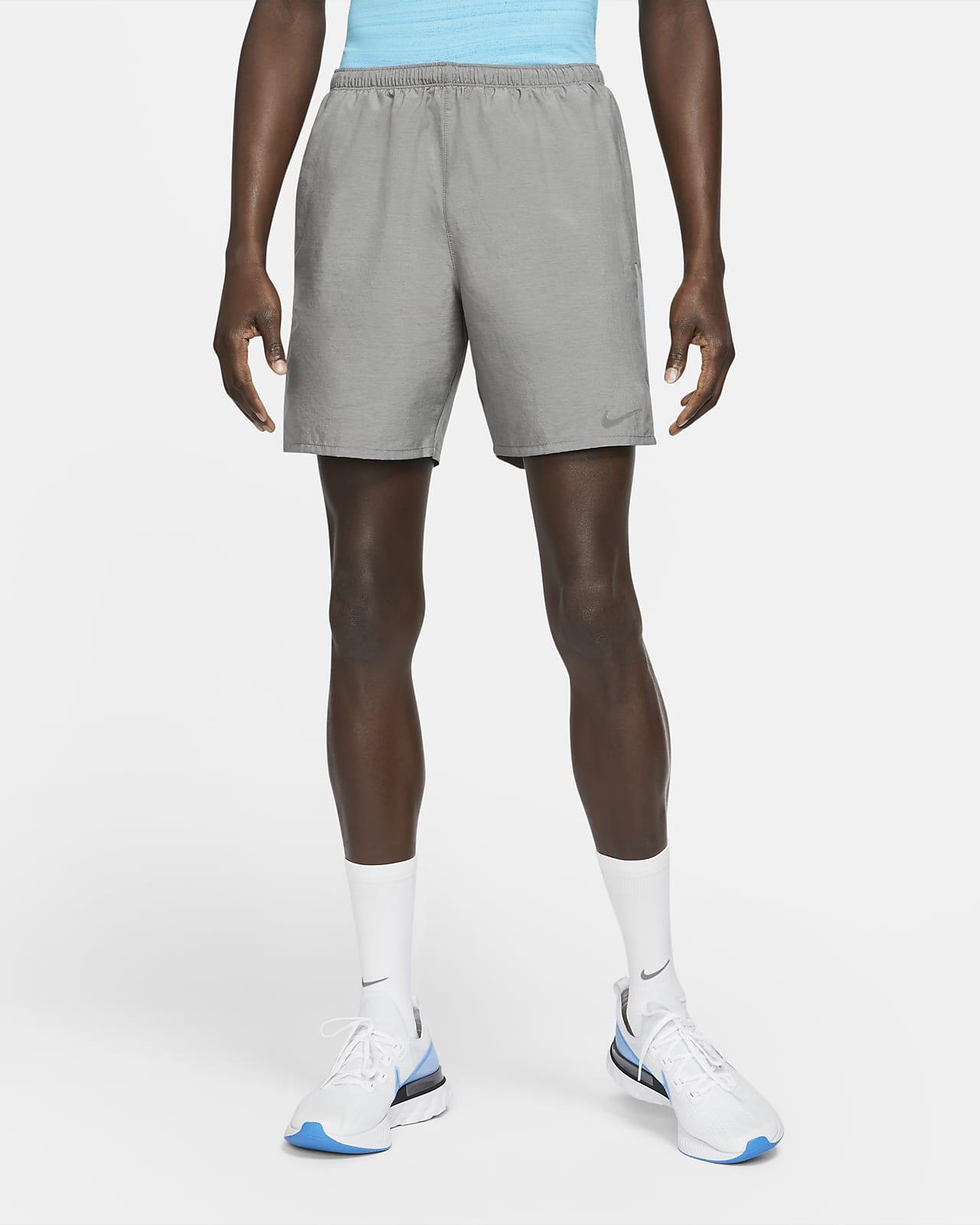 Shorts de running 2 en 1 para hombre Nike Challenger