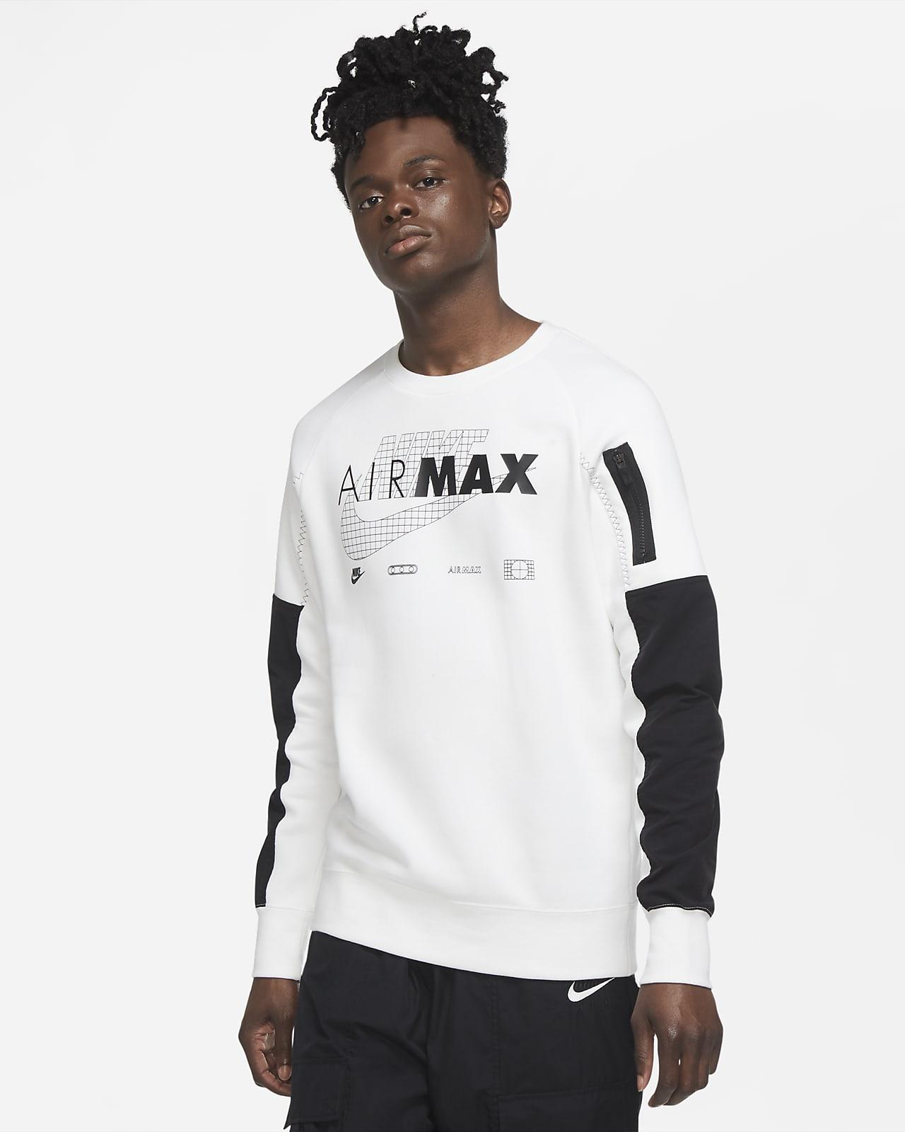 air max tissu homme