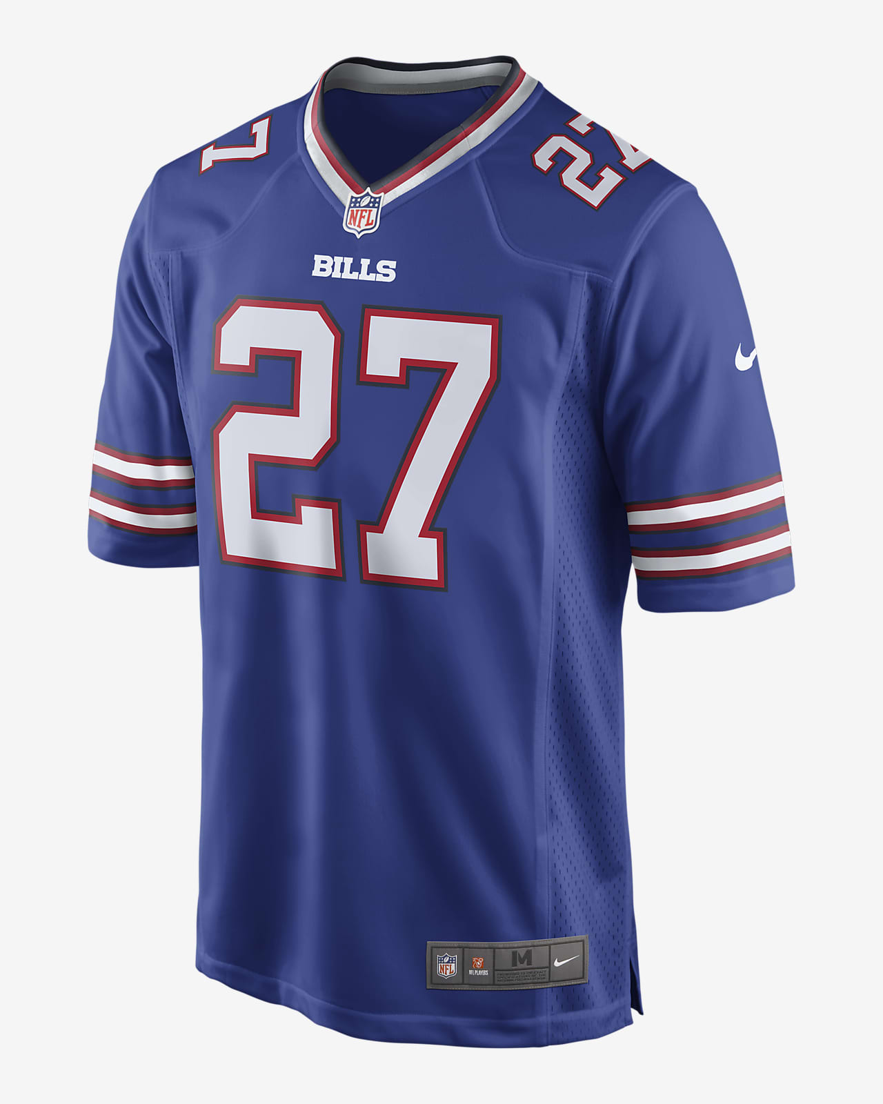 NFL Buffalo Bills (Tre'Davious White) Men's Game Football Jersey