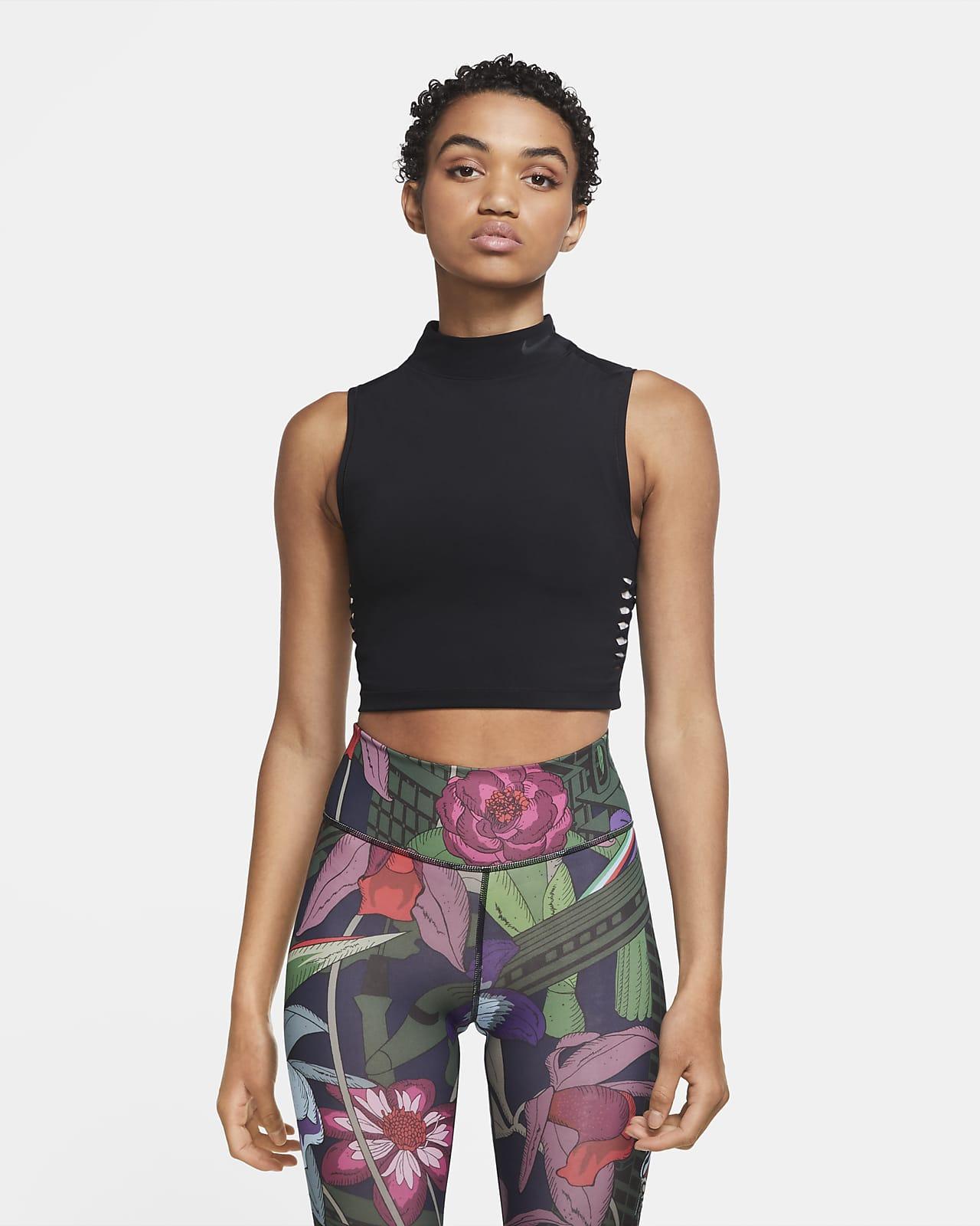 Kort linne Nike Pro Dri-FIT för kvinnor